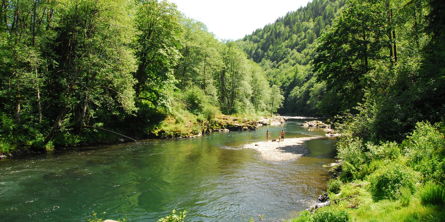 Wilson River Keenig Creek Outdoor Project
