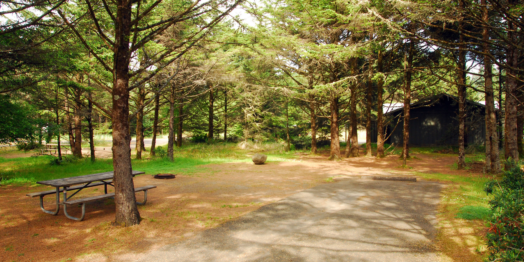 Cape Disappointment Campground Map Pictures To Pin On