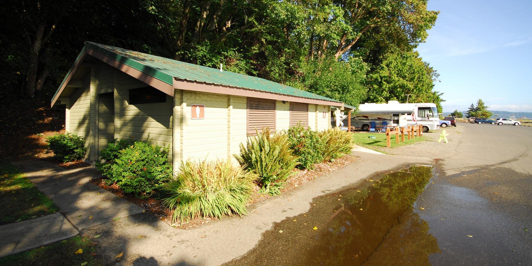 Fay Bainbridge Park Campground Outdoor Project