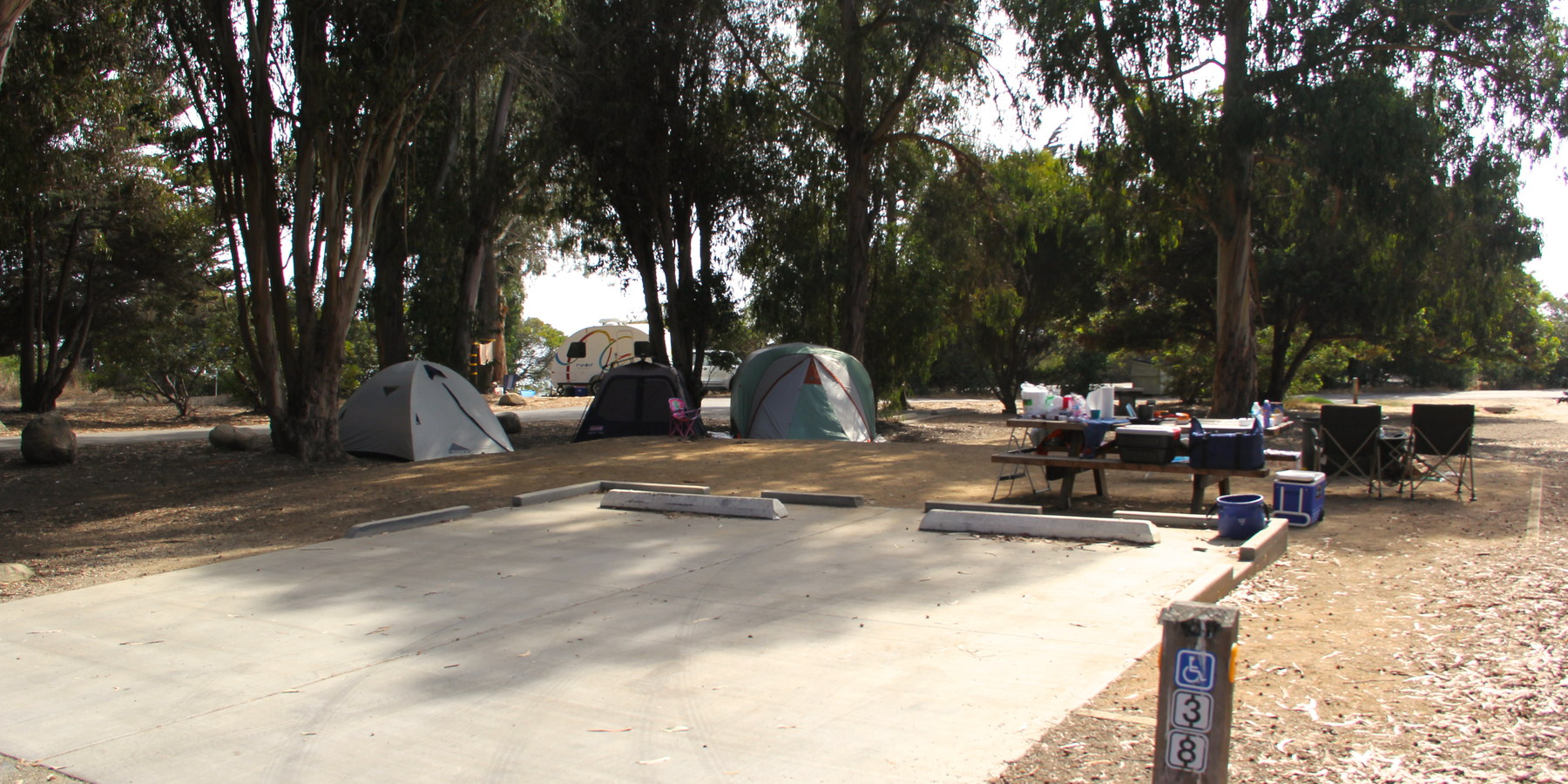 El Capitan State ... & El Capitan State Beach Campground | Outdoor Project