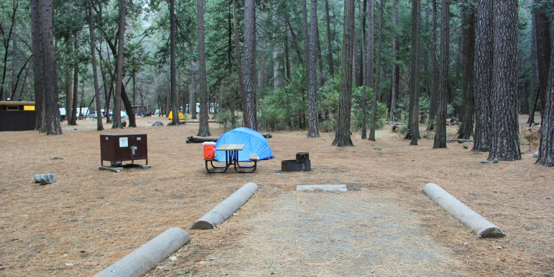 Upper Pines Campground Outdoor Project
