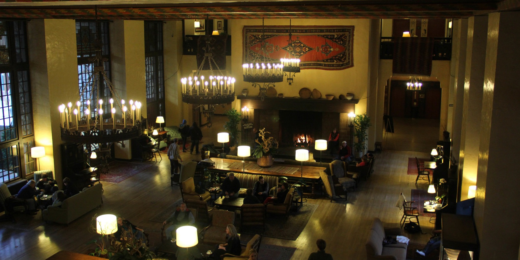 The Ahwahnee Hotel Outdoor Project