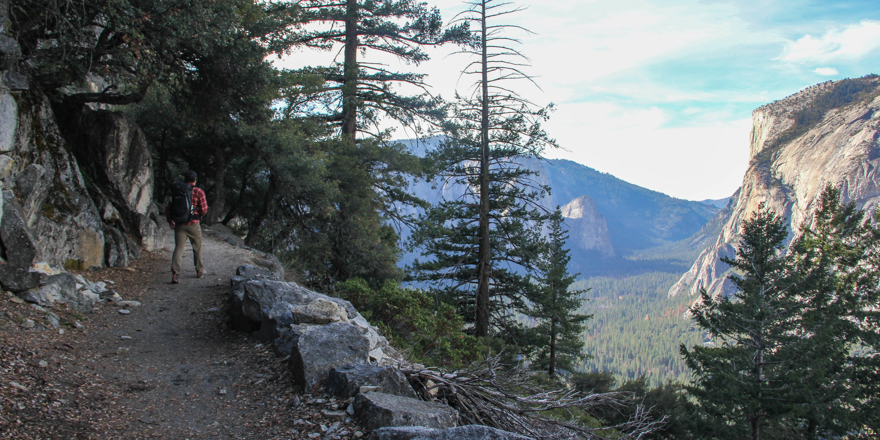 Four Mile Trail To Glacier Point Outdoor Project