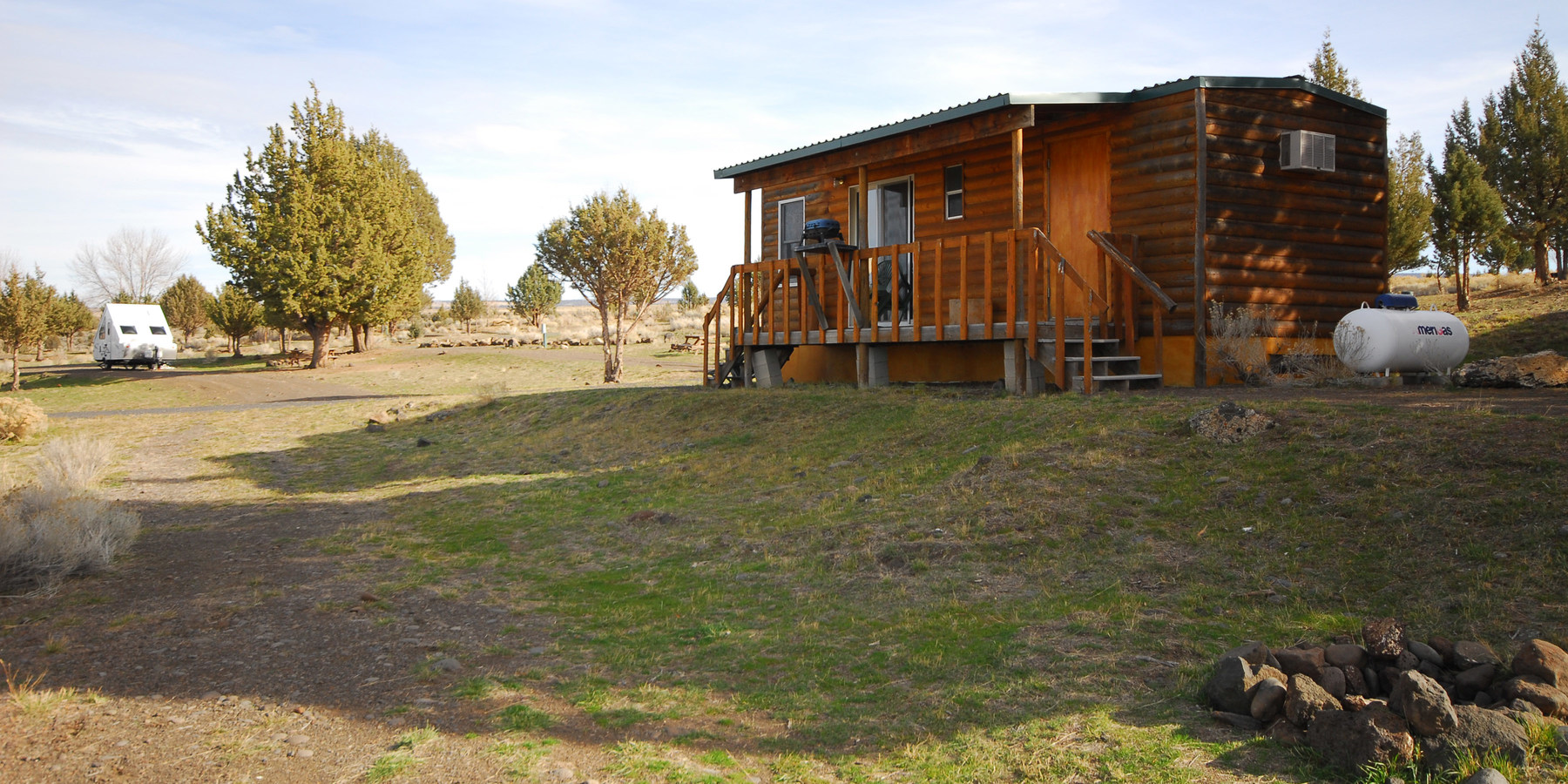 Steens Mountain Wilderness Resort Campground - camping in ...