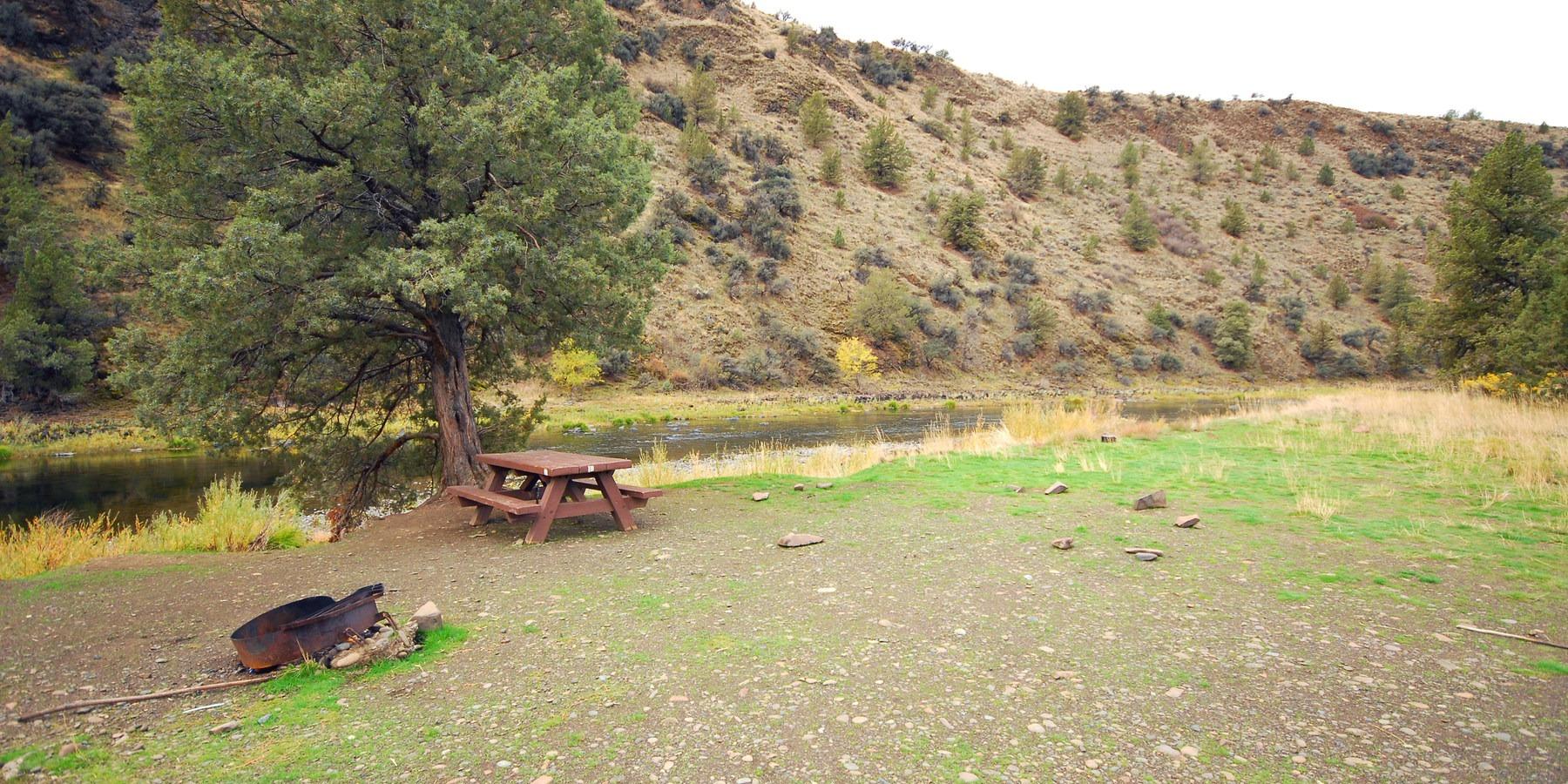 big bend recreation site outdoor project