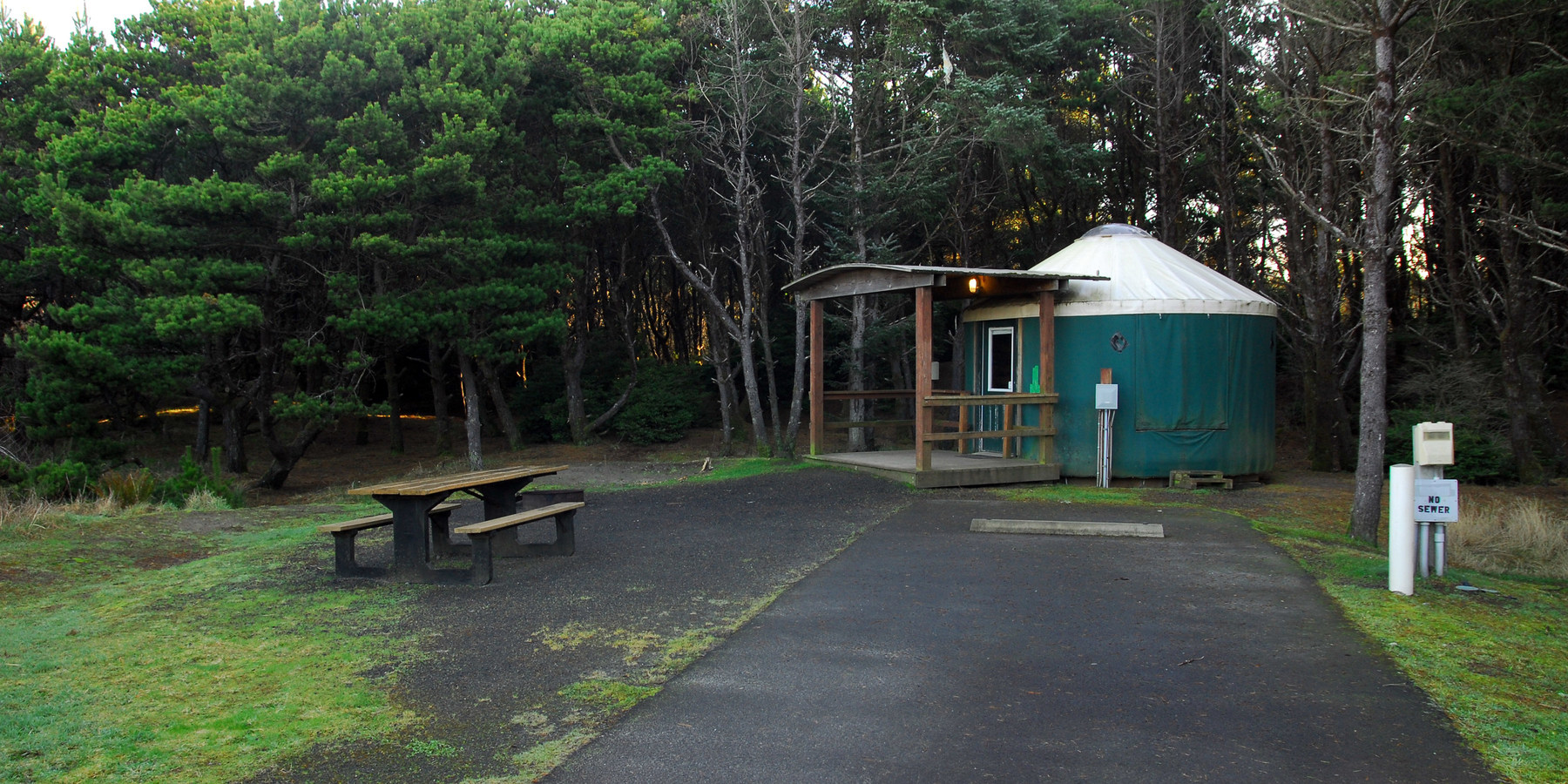 Grayland beach state park campground outdoor project for Washington state park cabins