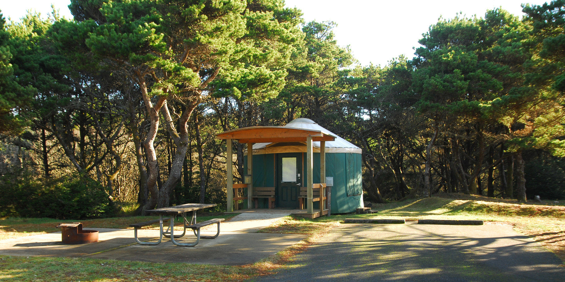 Twin harbors state park outdoor project for Washington state park cabins