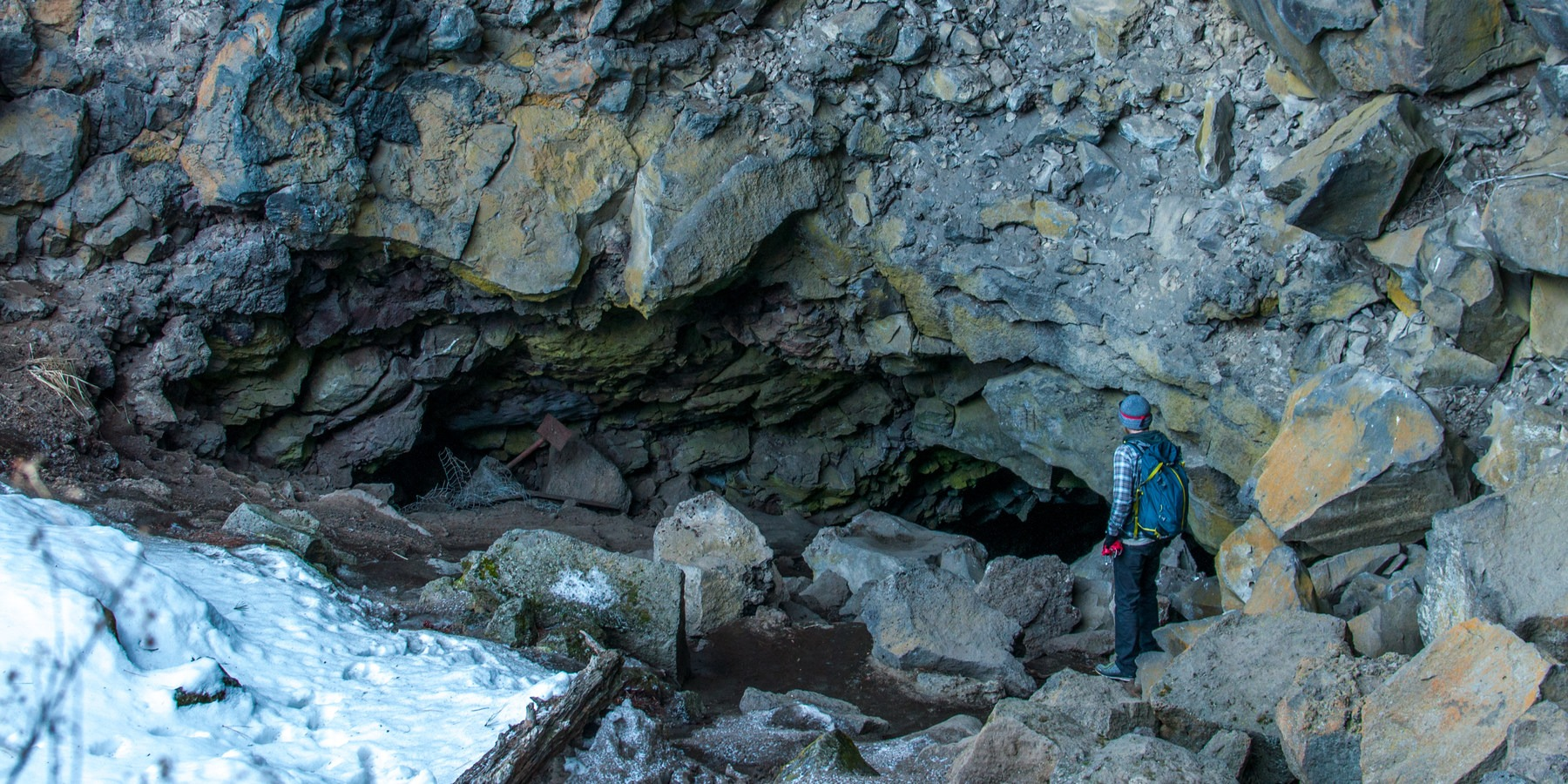 Arnold Ice Cave Deschutes National Forest Hiking In Oregon