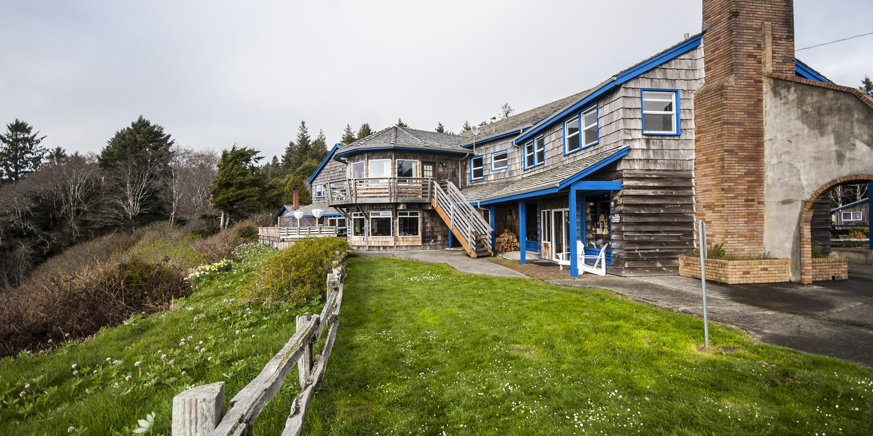Kalaloch Lodge Cabins Outdoor Project