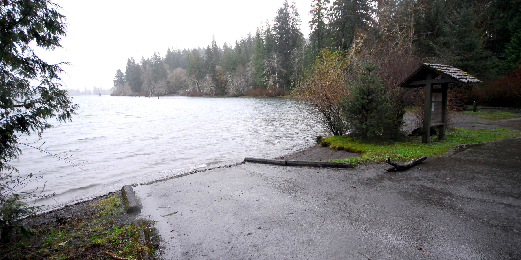 Lake Quinault, Falls Creek Campground   Outdoor Project