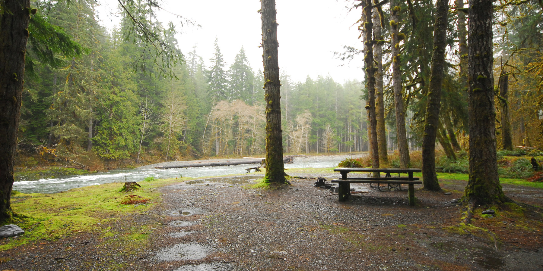 Graves Creek Campground Outdoor Project