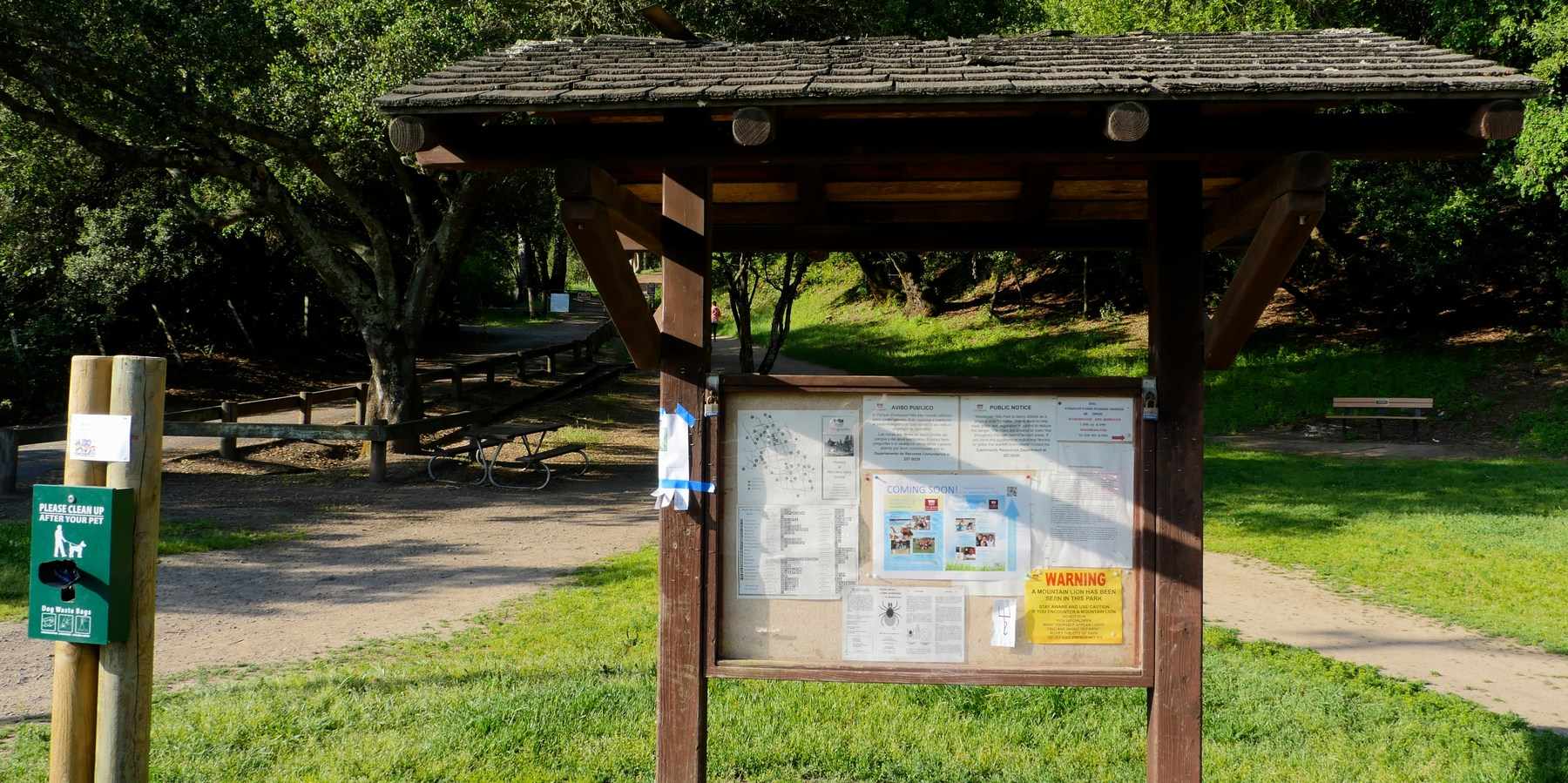 Westwood Hills Park Outdoor Project