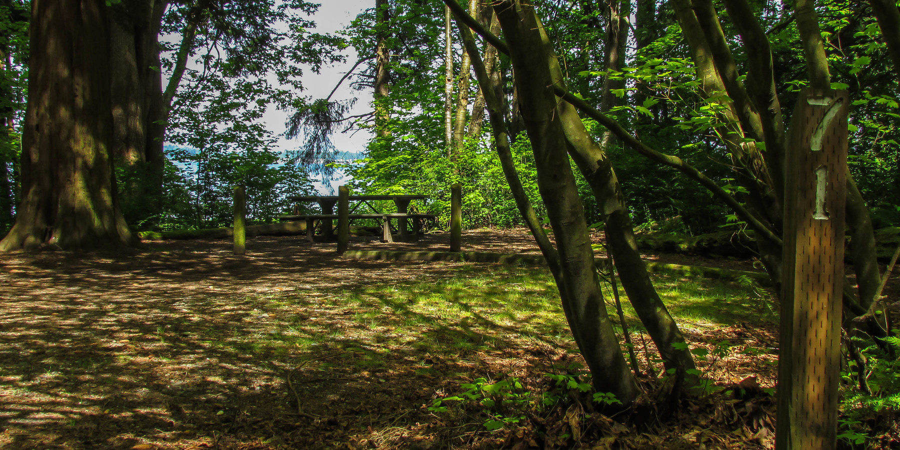 Birch Bay State Park C&ground ... & Birch Bay State Park Campground | Outdoor Project