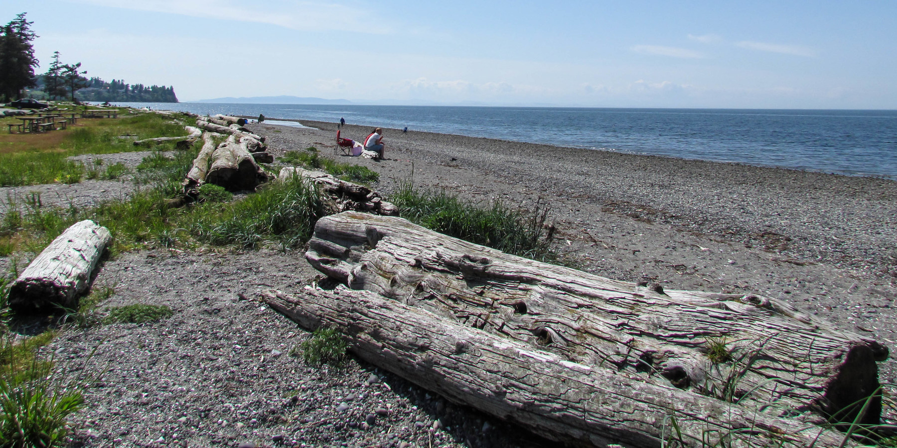 Birch Bay State Park Campground Outdoor Project