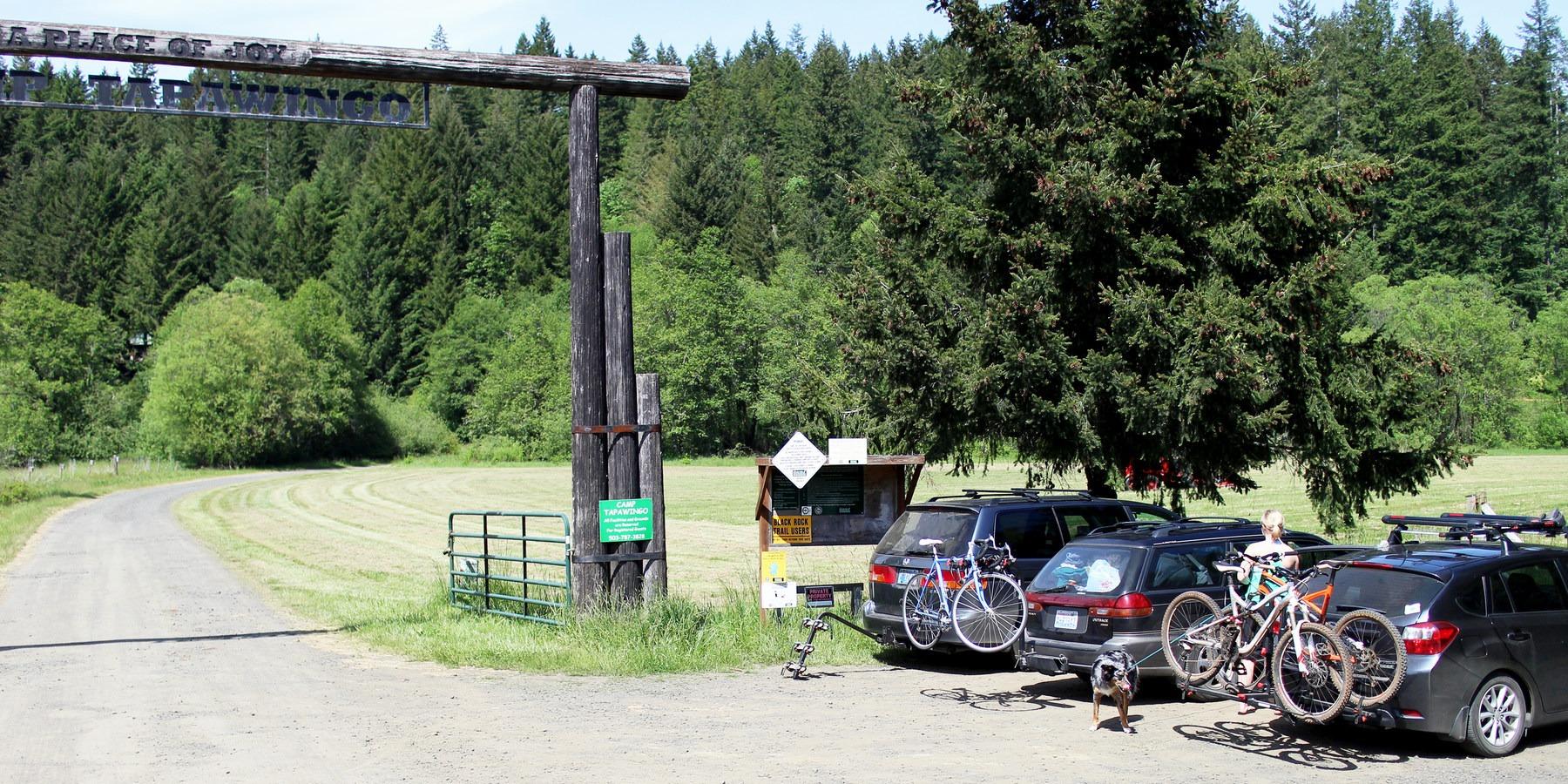 Black Rock Mountain Bike Area Outdoor Project