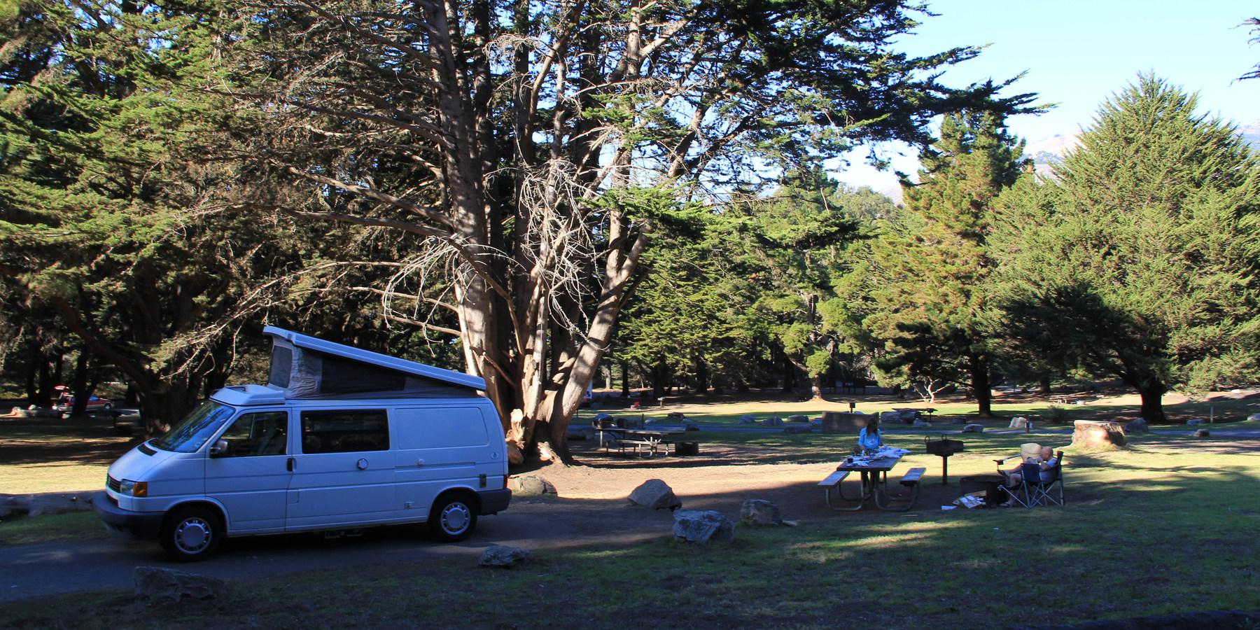 Plaskett Creek Campground Outdoor Project