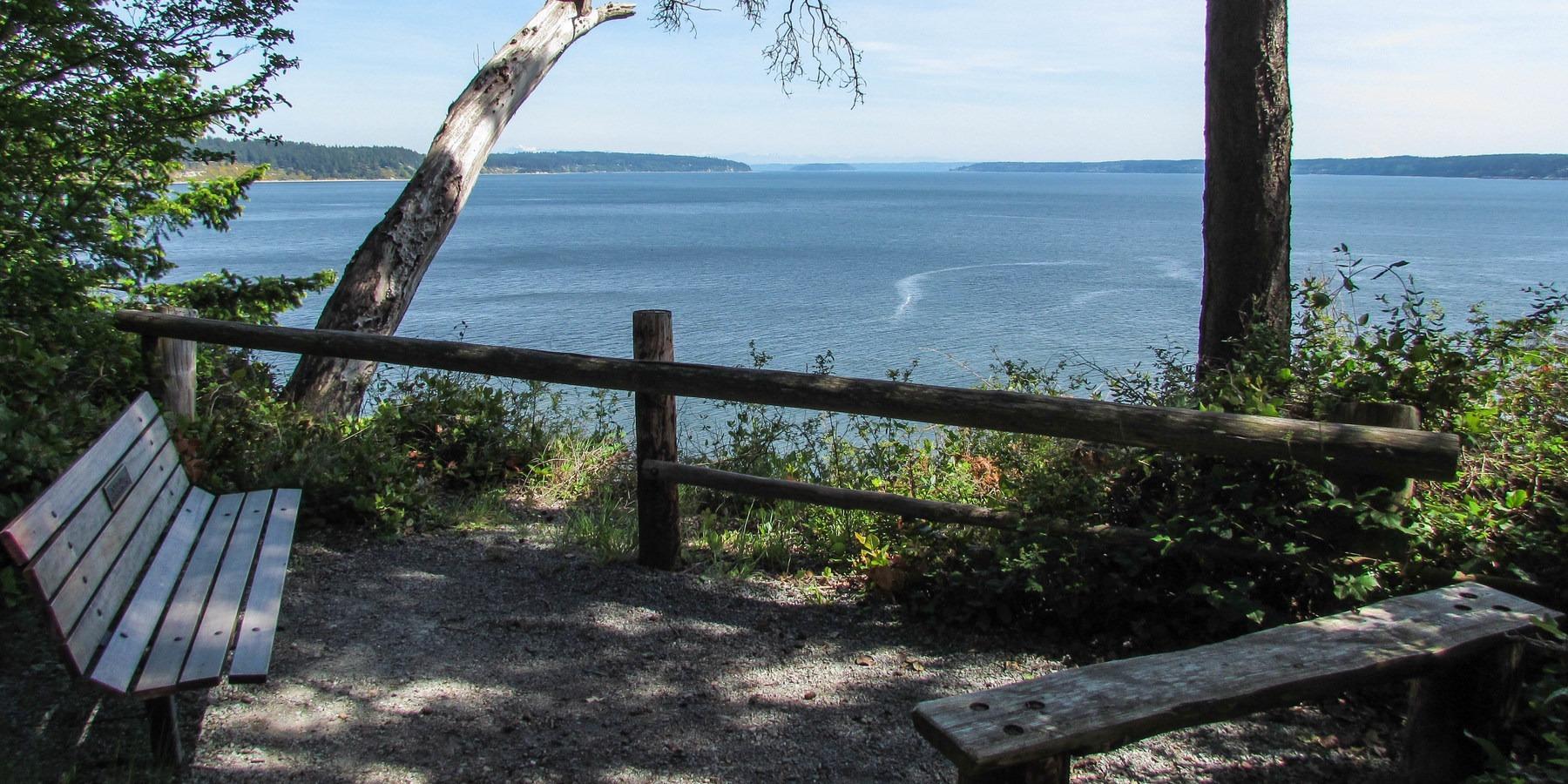 Camano Island State Park Trail Map