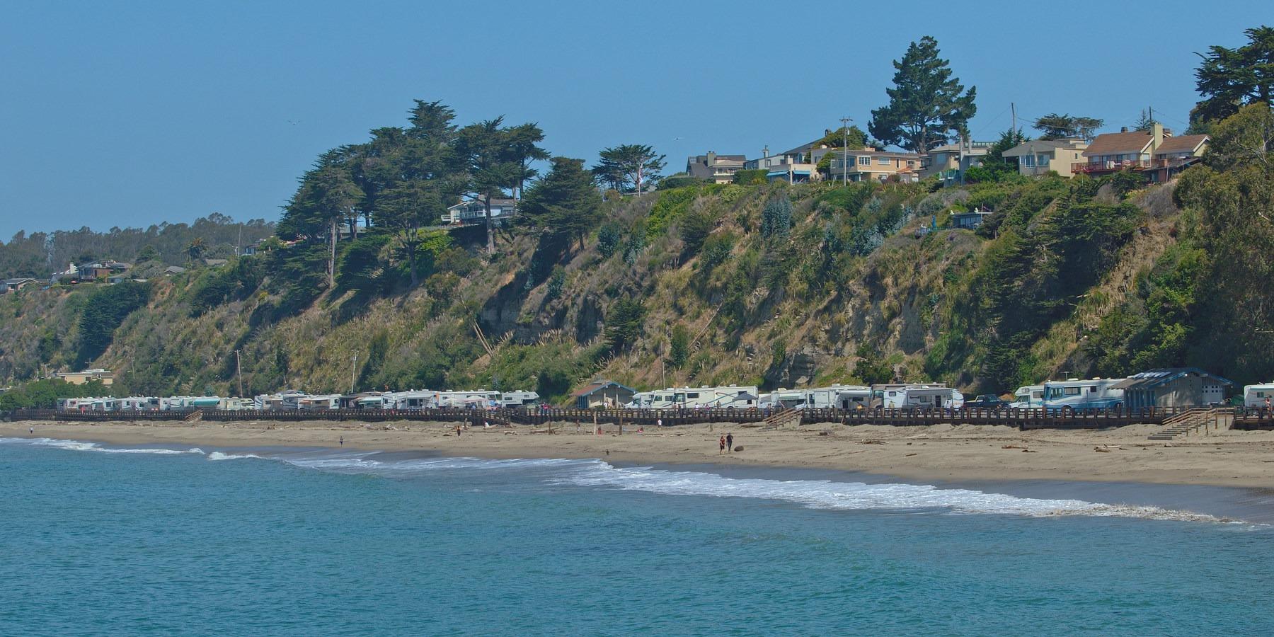 Seacliff State Beach Parking
