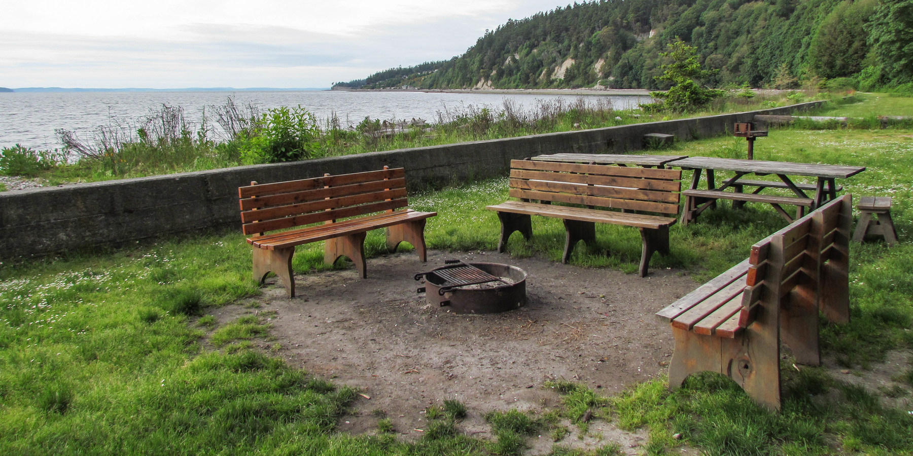 Cama Beach State Park Reservations