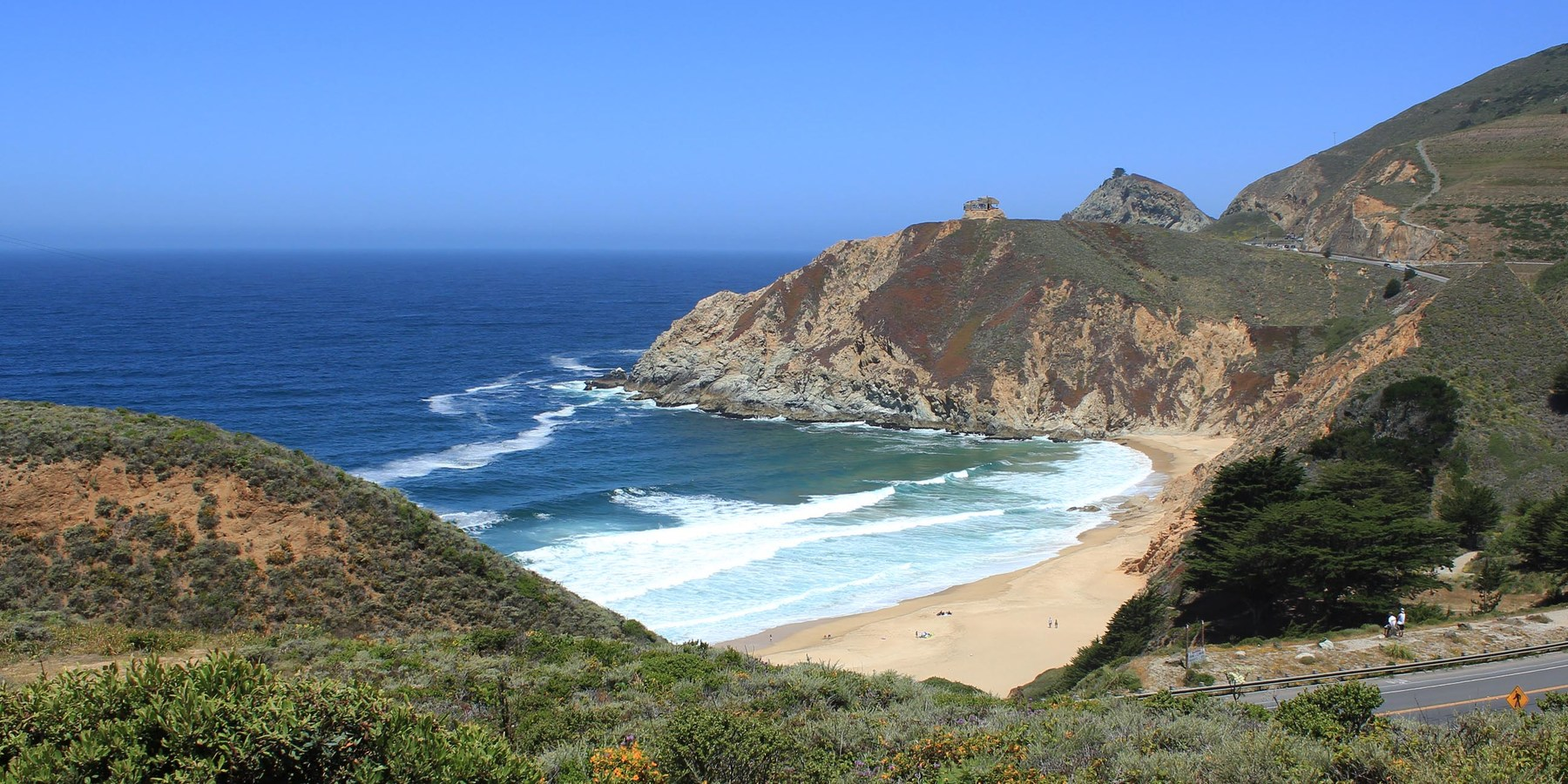 Gray Whale Cove State Beach | Outdoor Project