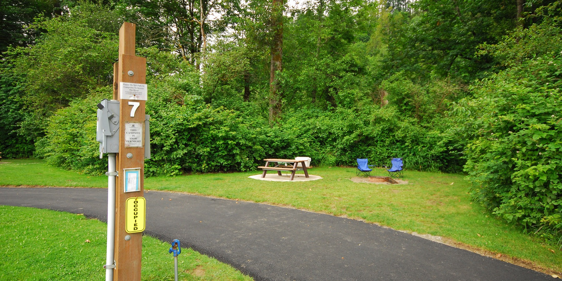 John Macdonald Memorial Campground Outdoor Project