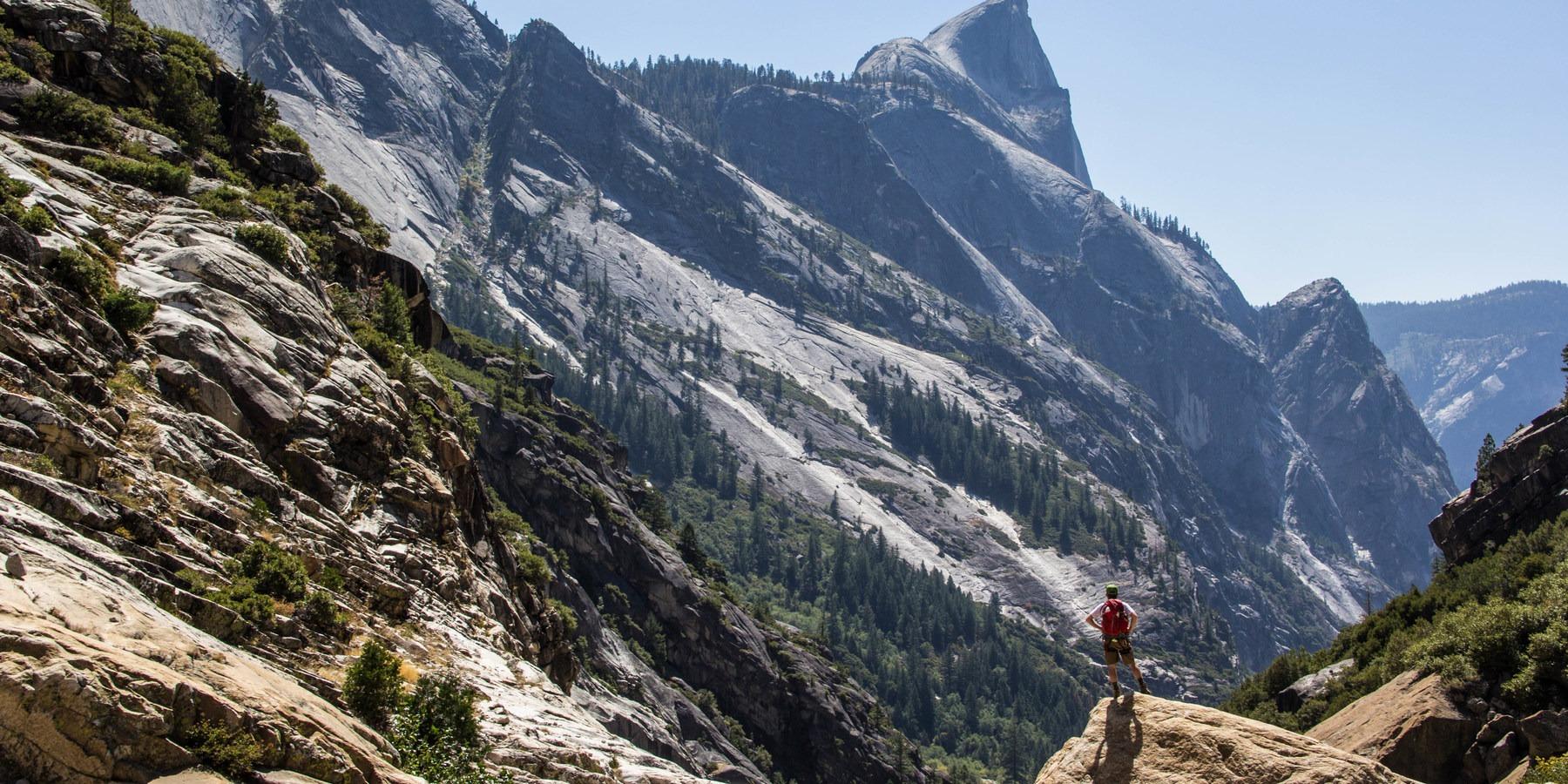 Tenaya Canyon Descent Outdoor Project