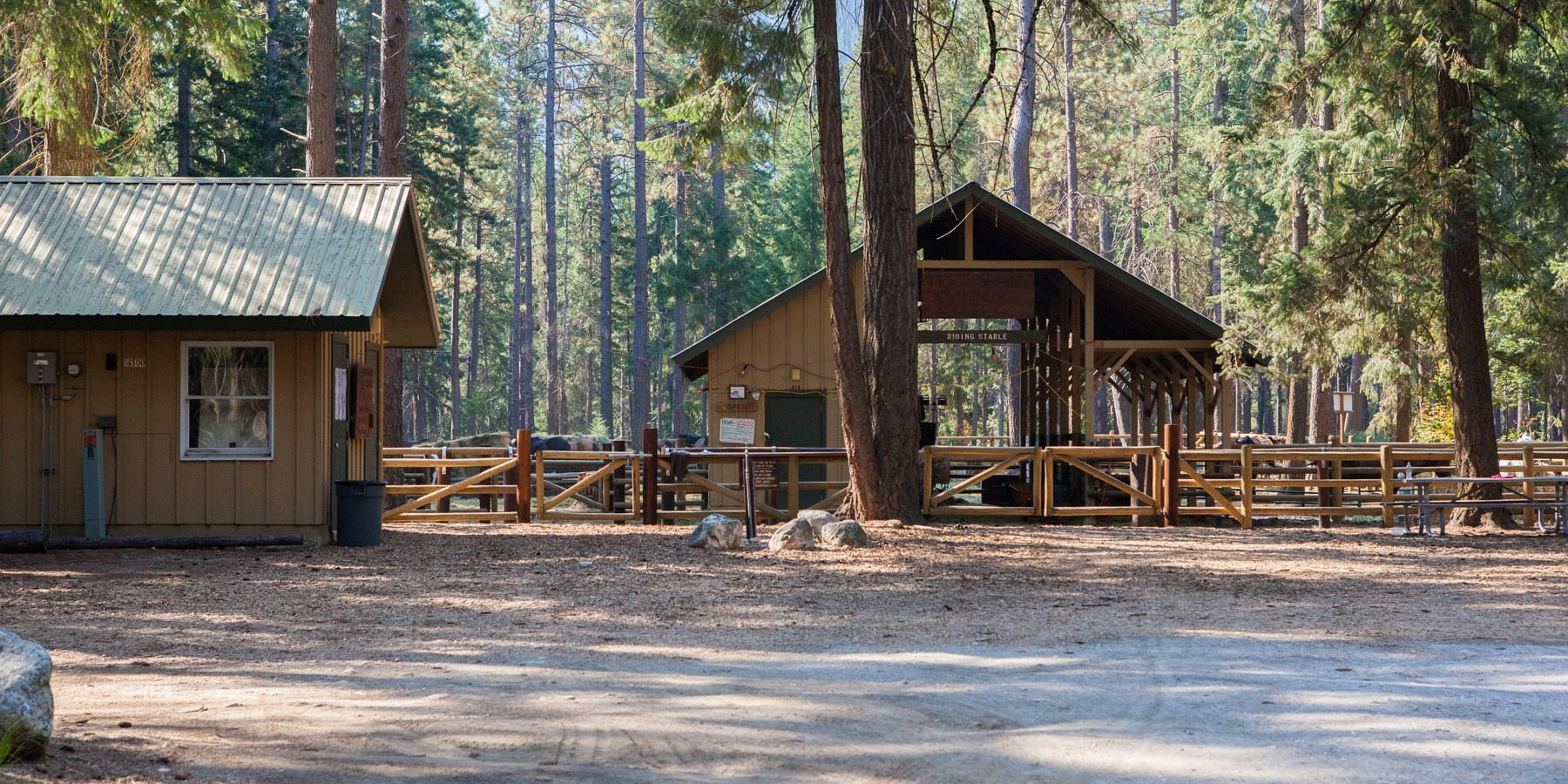 Lake wenatchee state park south campground outdoor project for Washington state park cabins