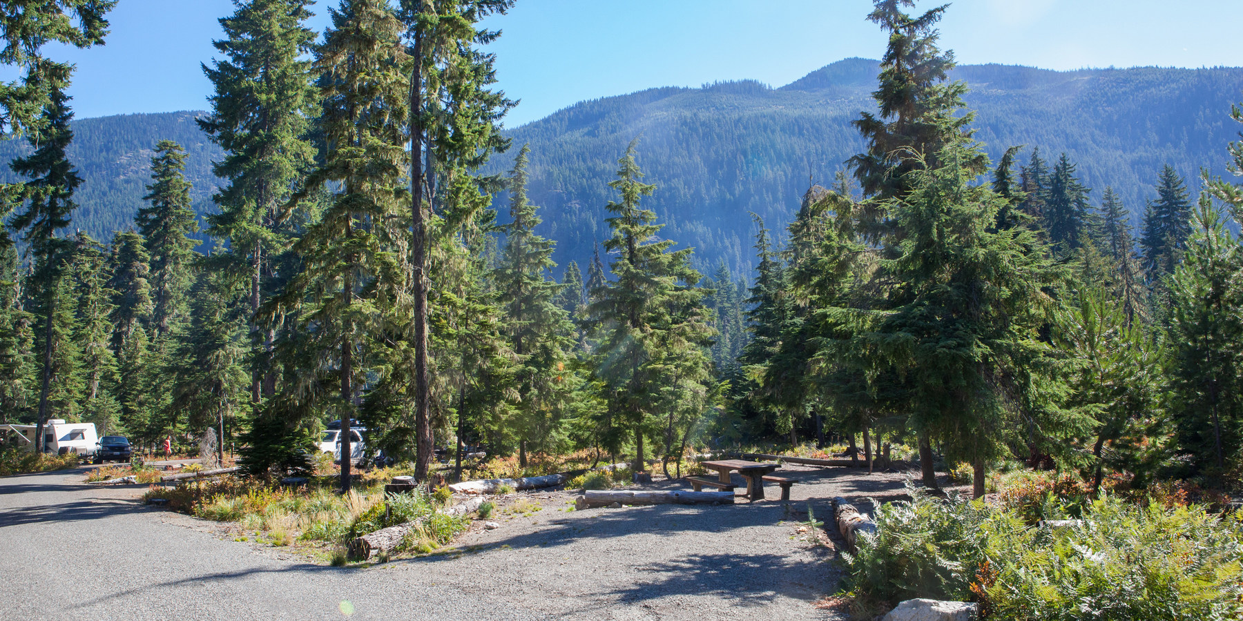 Kachess Lake Campground Outdoor Project