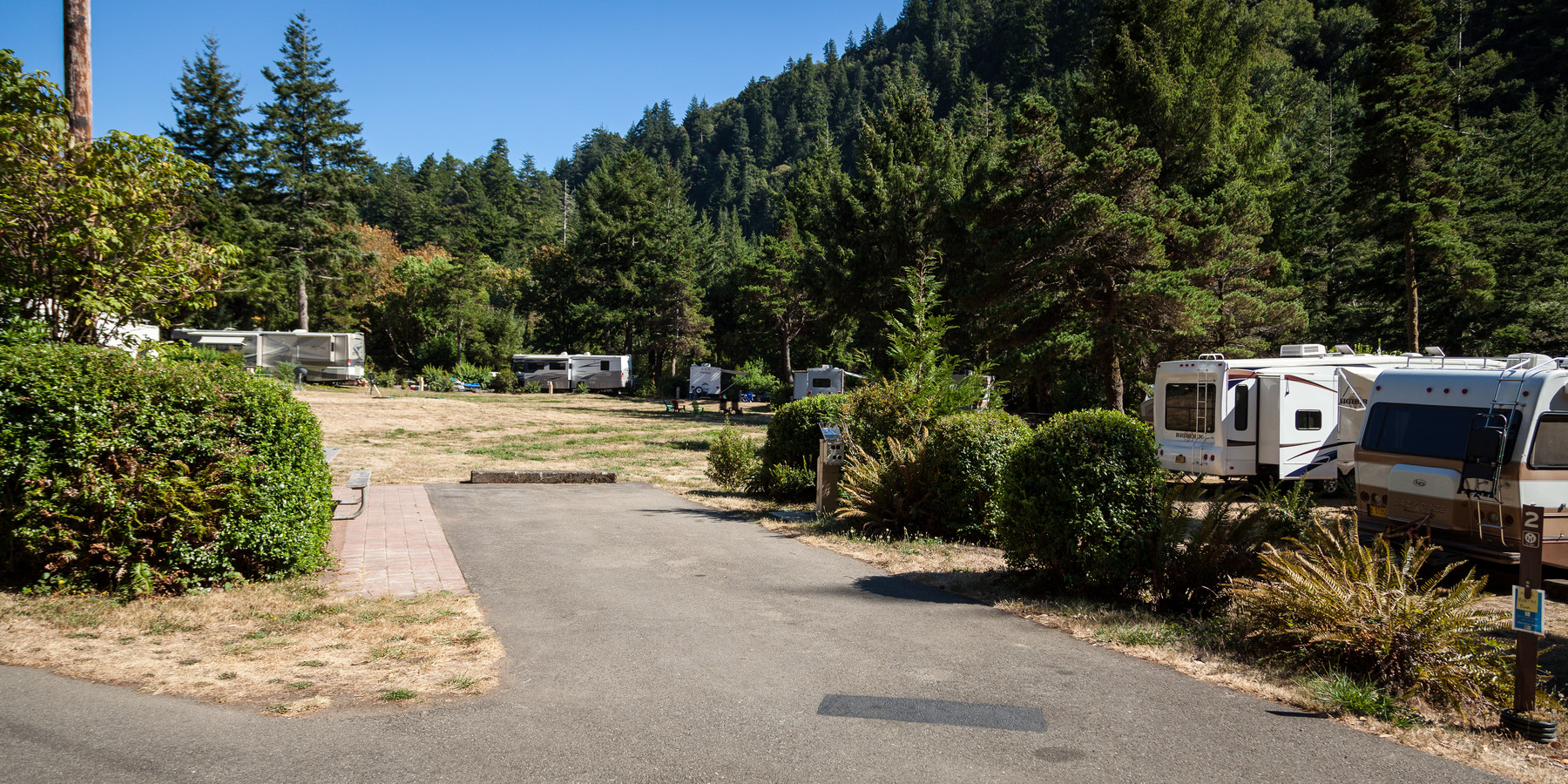 Humbug Mountain State Park Campground - camping in Oregon