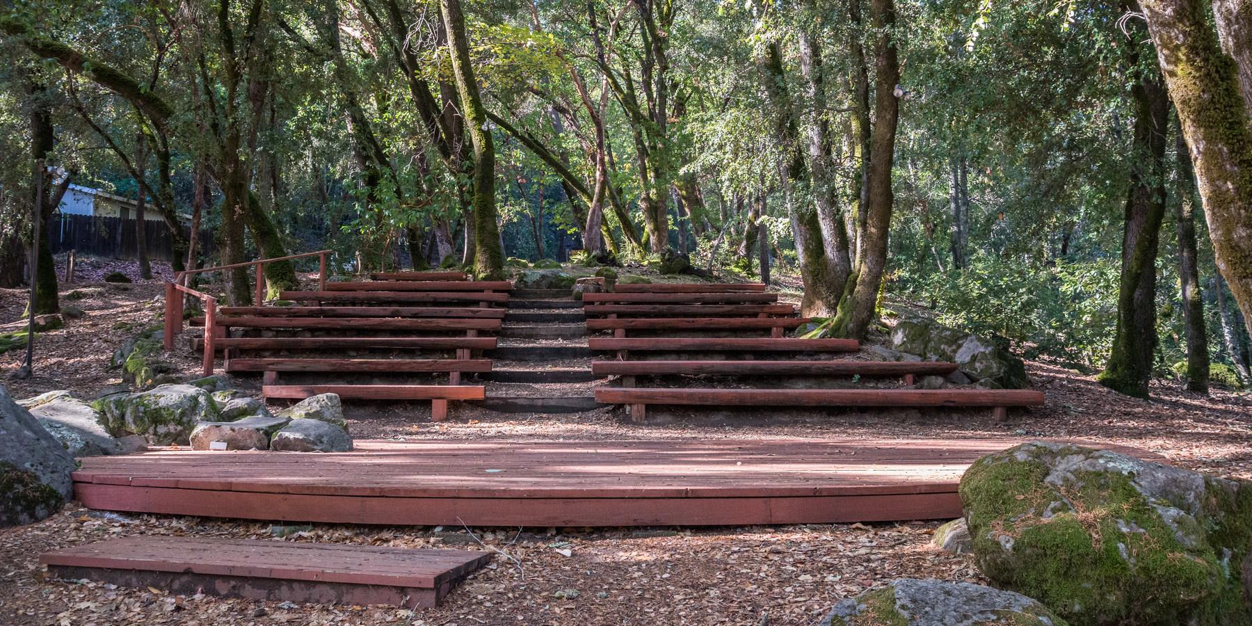 Uvas Canyon County Park - California
