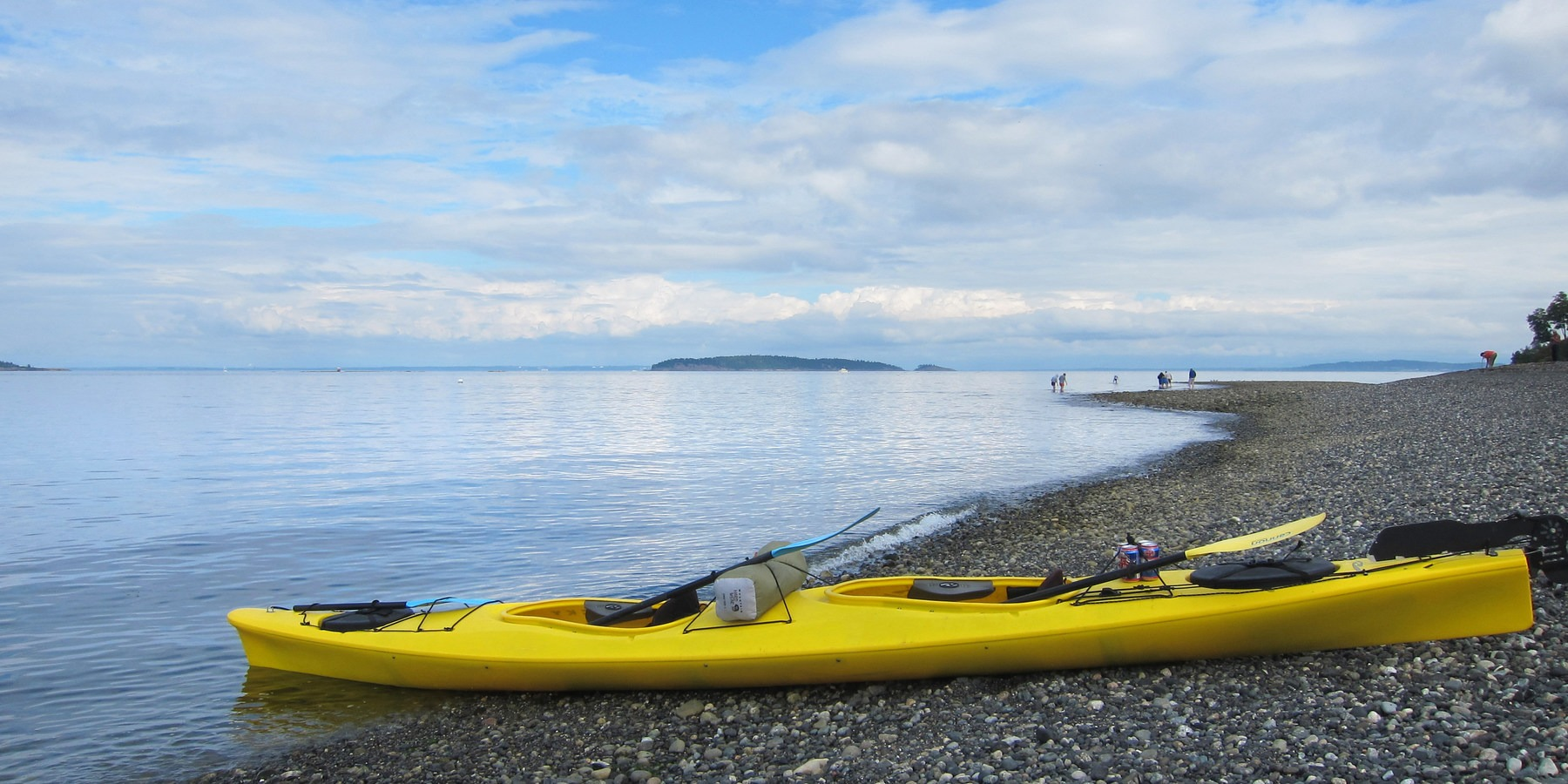 matia island to orcas island sea kayaking | outdoor project