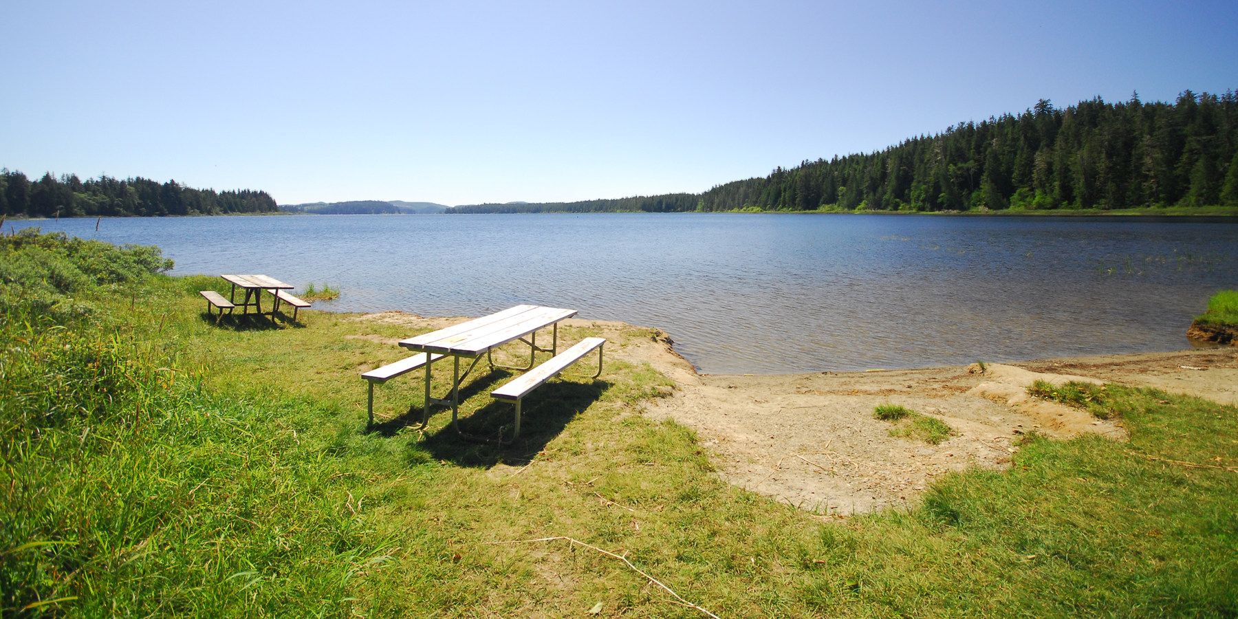 Ozette Campground Outdoor Project