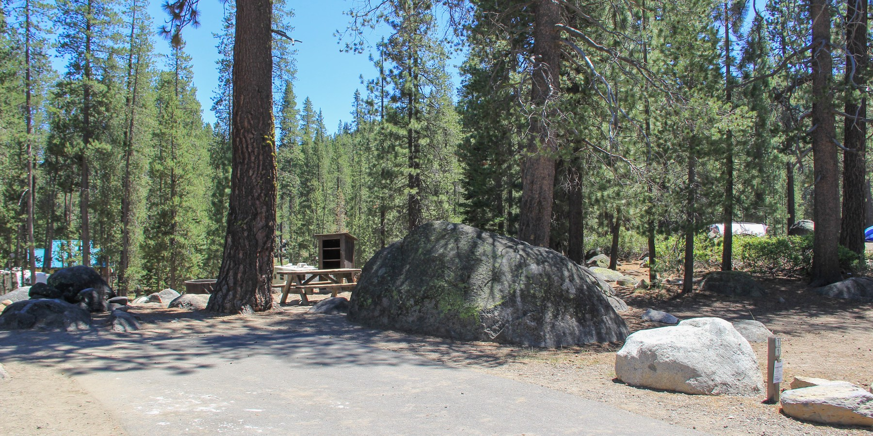 Donner Memorial State Park Campground Outdoor Project
