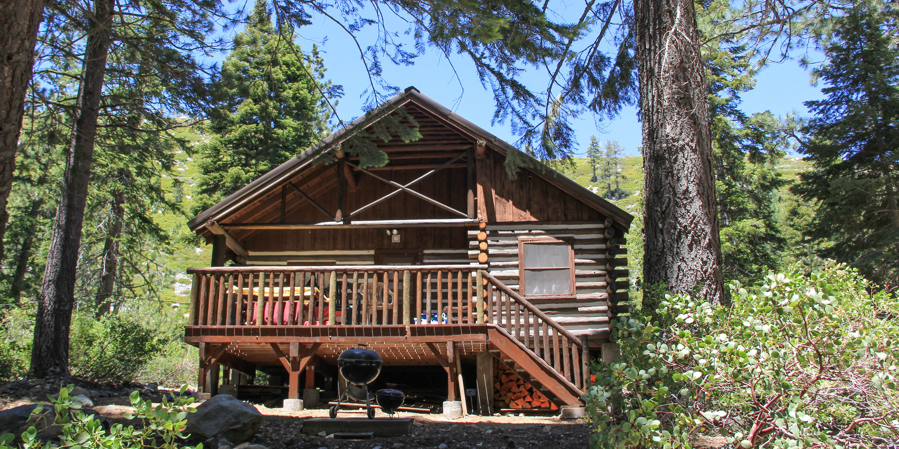 Cabins To Rent In California Mammoth Lakes Vacation