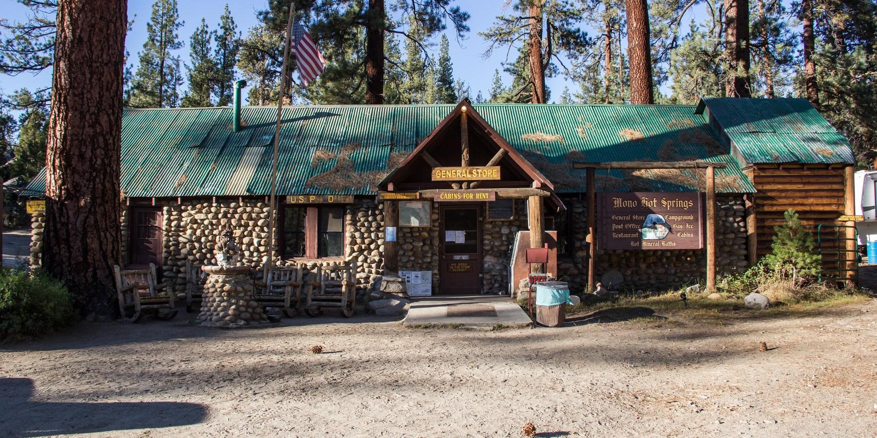 Mono Hot Springs Resort Outdoor Project
