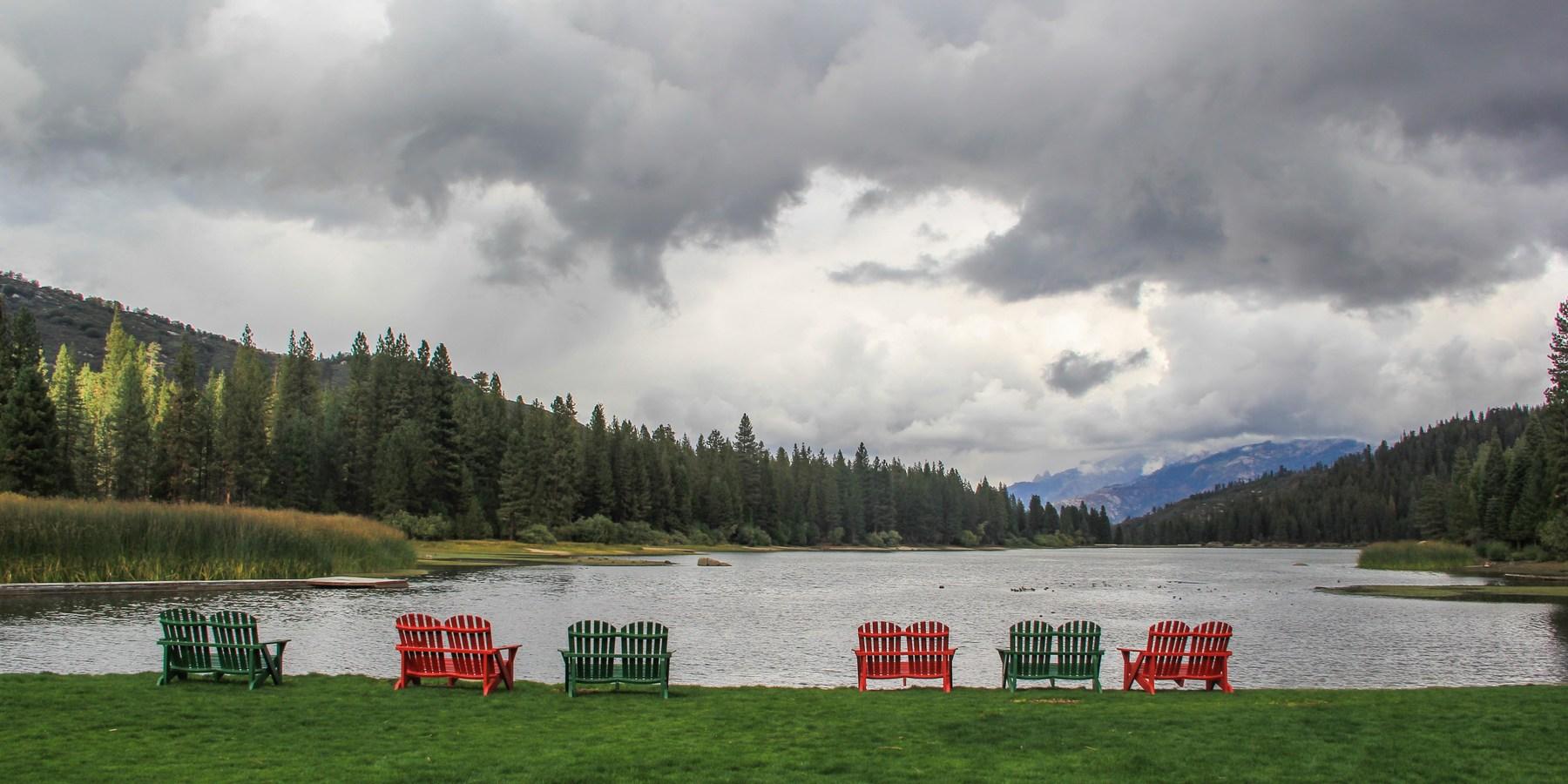 Hume Lake Cabins