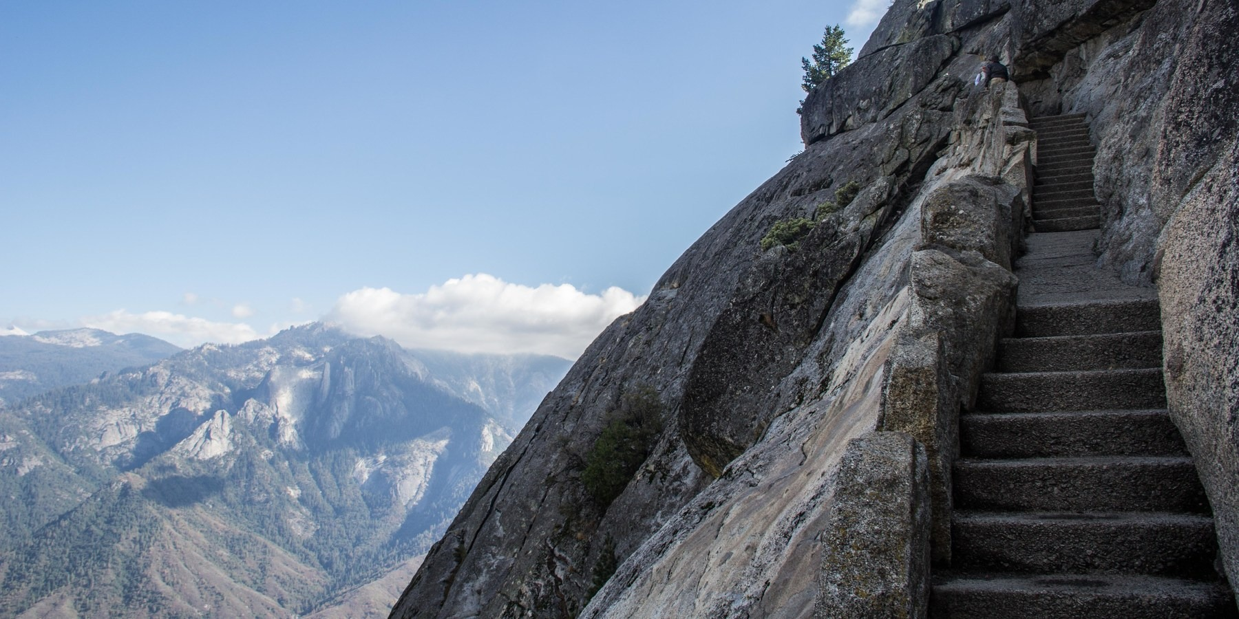 Moro Rock Outdoor Project