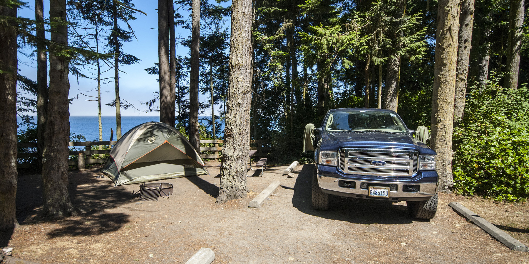 Salt Creek Recreation Area Campground Camping In Washington