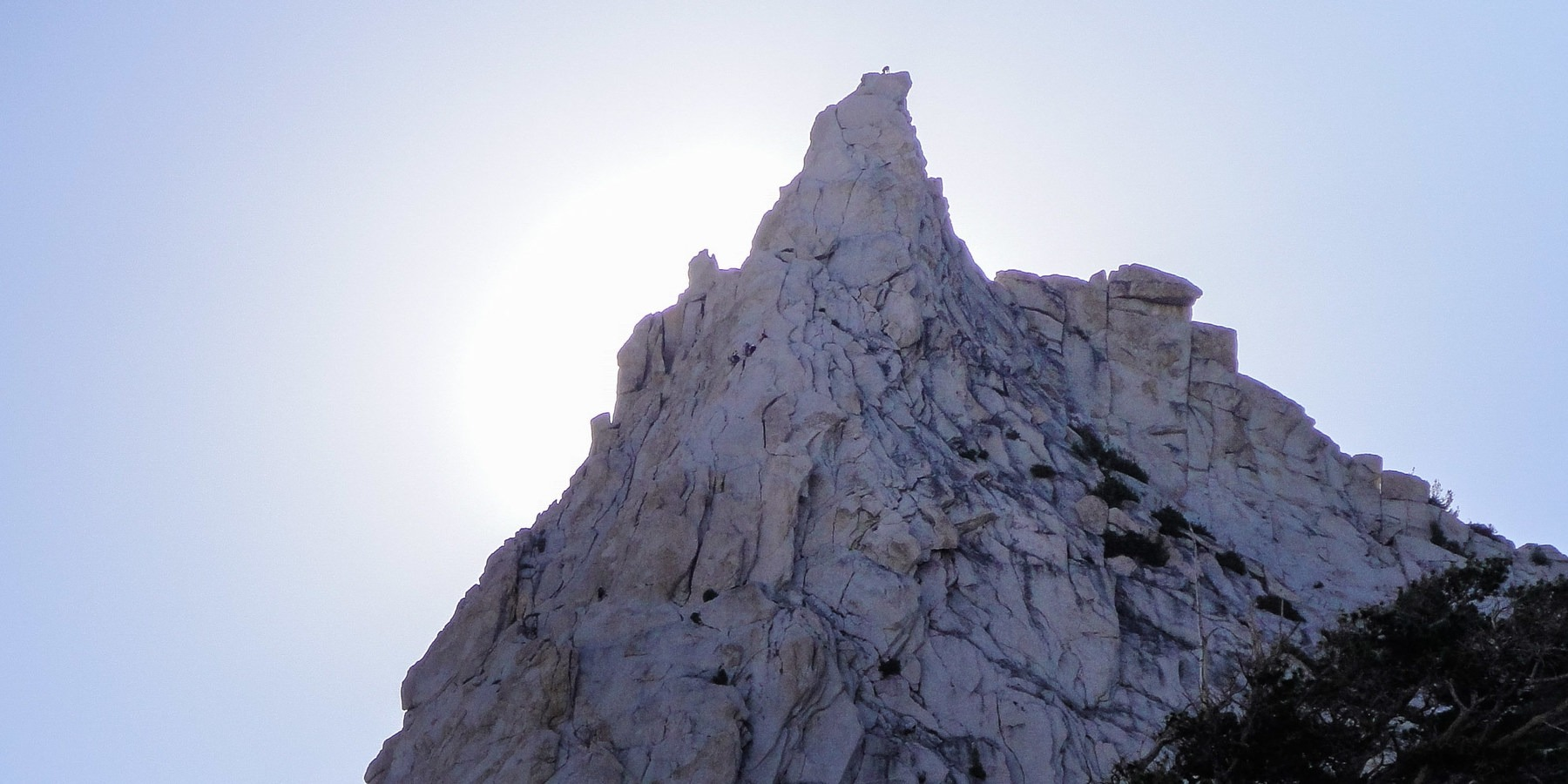 Cathedral Peak Southeast Buttress Outdoor Project