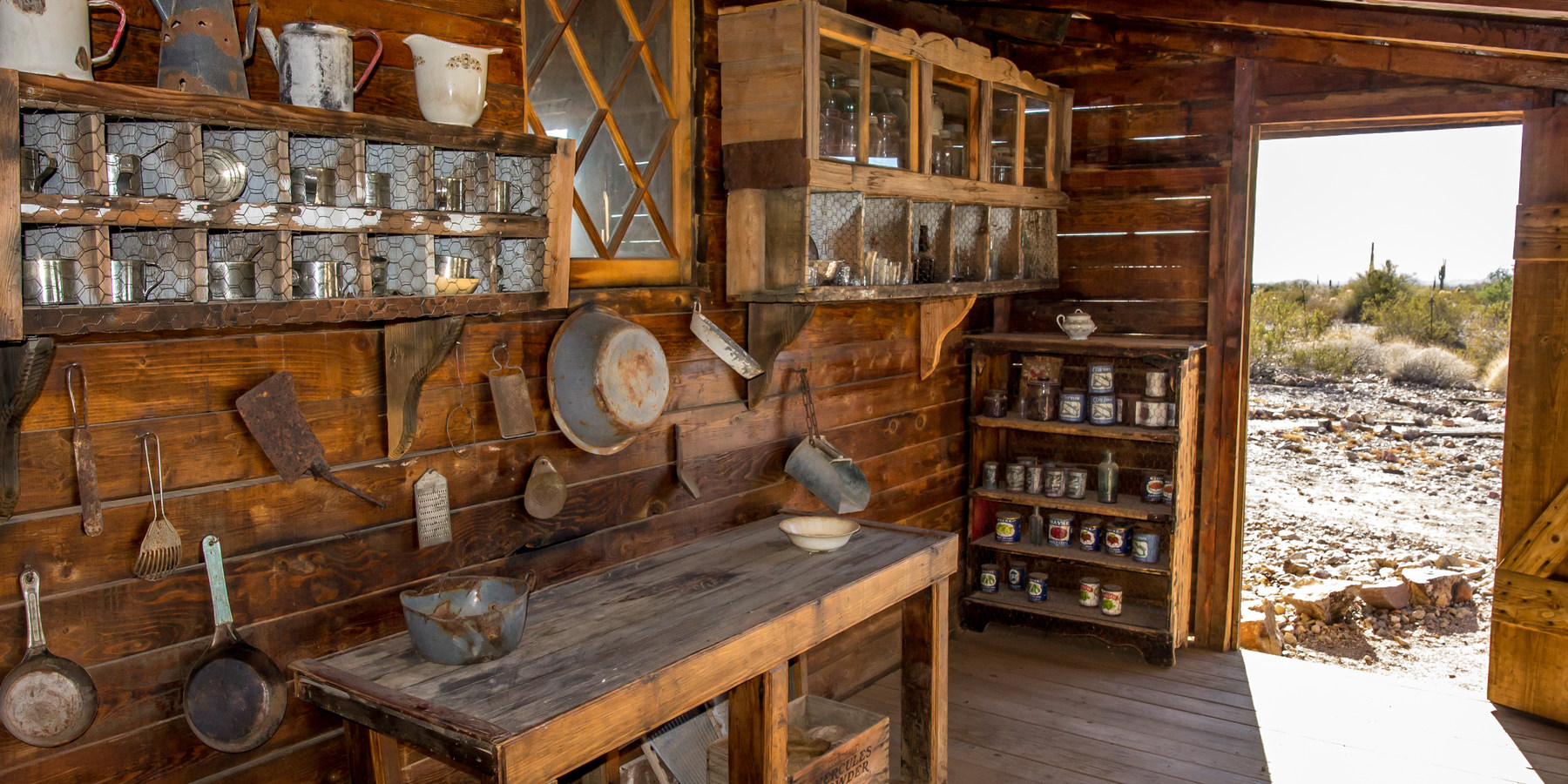 Castle Dome Mines Museum And Ghost Town Outdoor Project