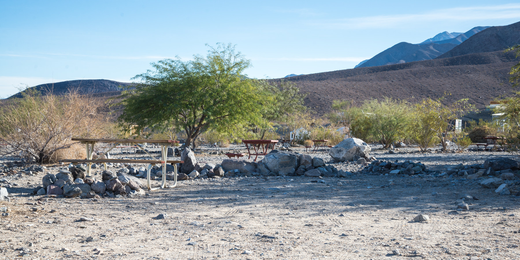 Panamint Springs Campground Outdoor Project