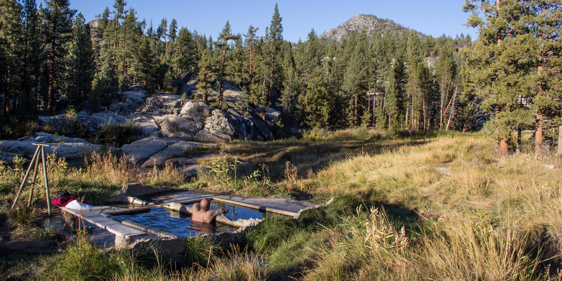 Mono Hot Springs Campground | Outdoor Project
