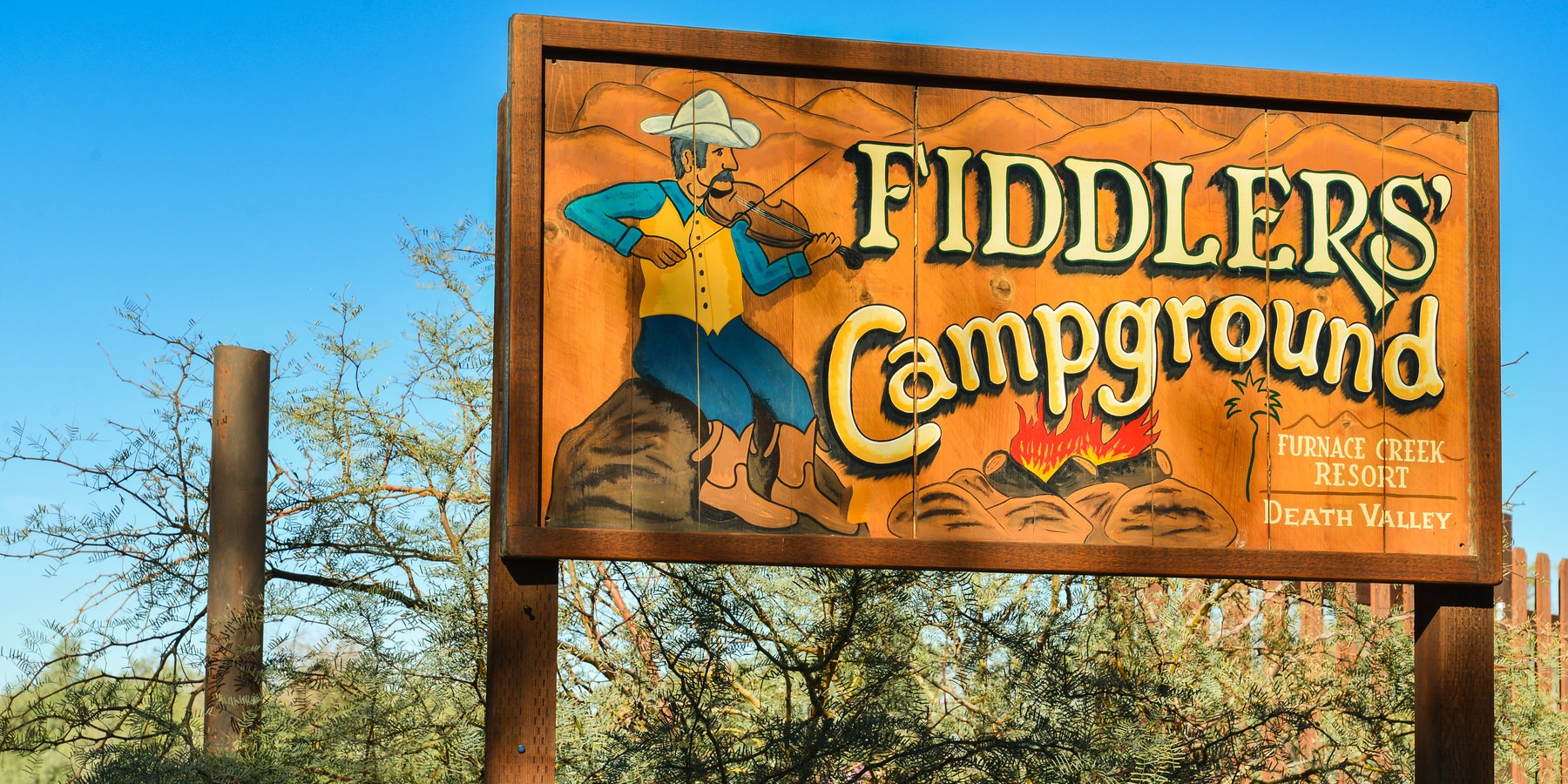 Fiddlers Campground Outdoor Project