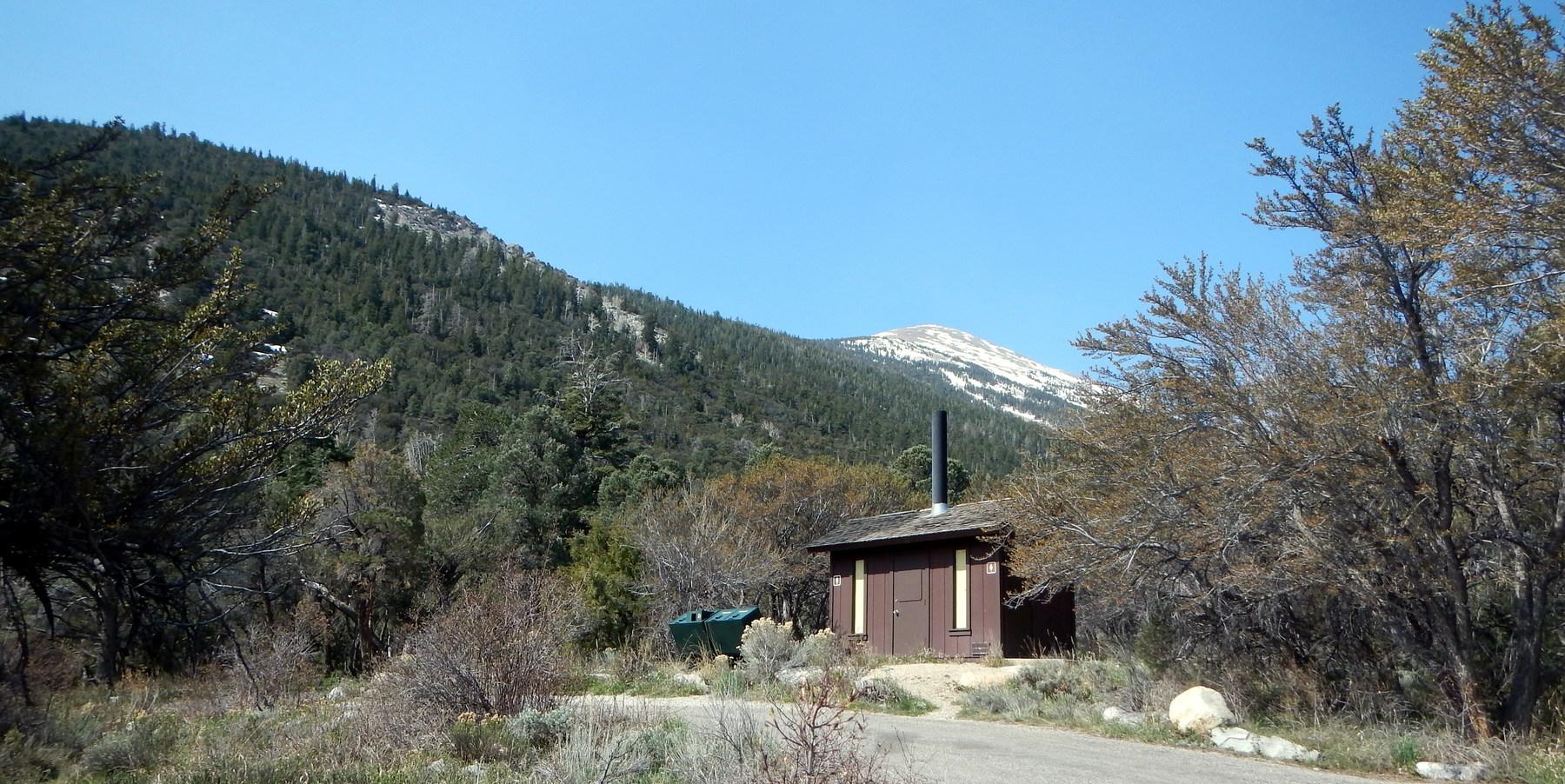 Upper Lehman Creek Campground Outdoor Project