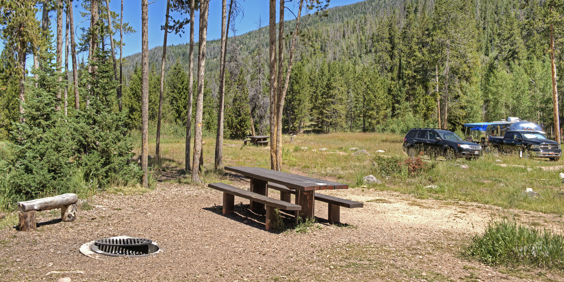 Christmas Meadows Campground - camping in Utah
