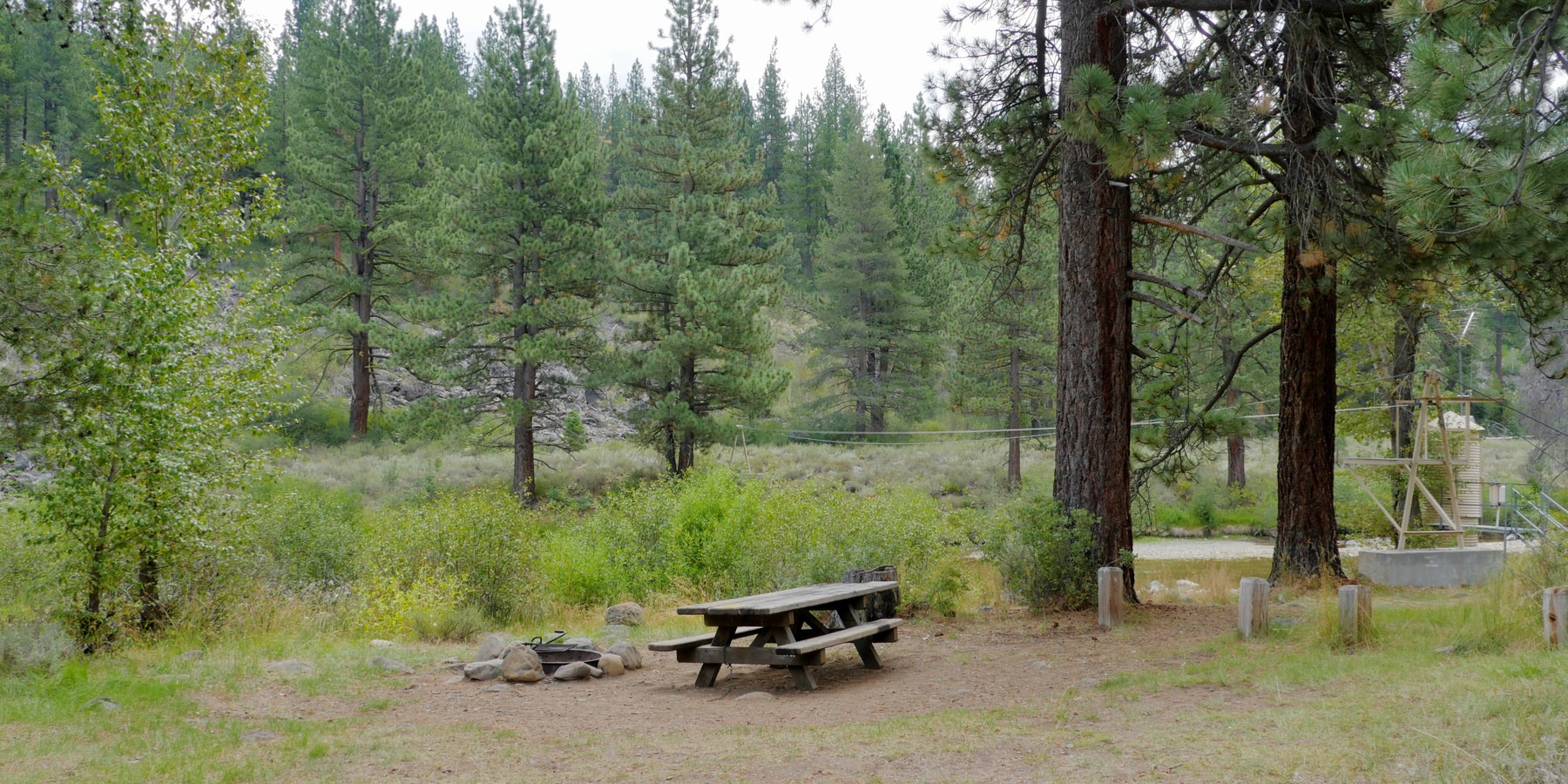 Granite Flat Campground Camping In California