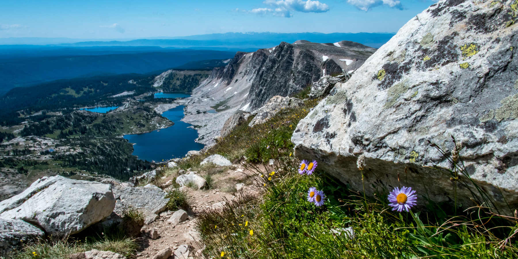 Medicine Bow Peak Trail