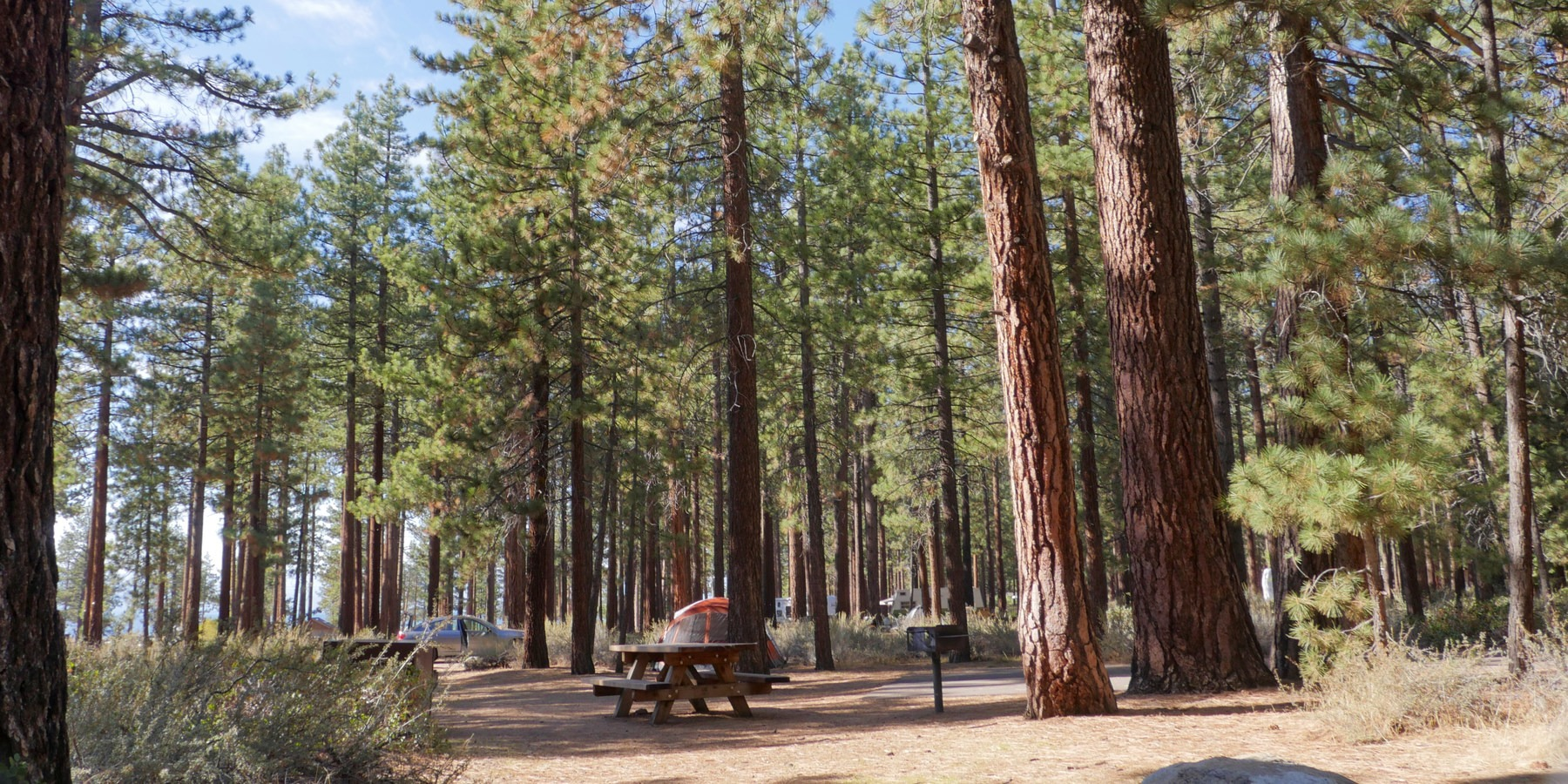 Nevada Beach Campground Outdoor Project