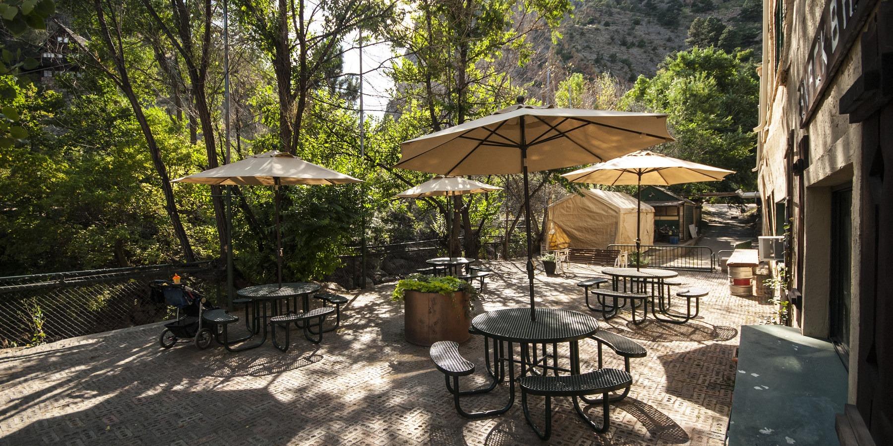 Eldorado springs pool outdoor project for Eldorado outdoor