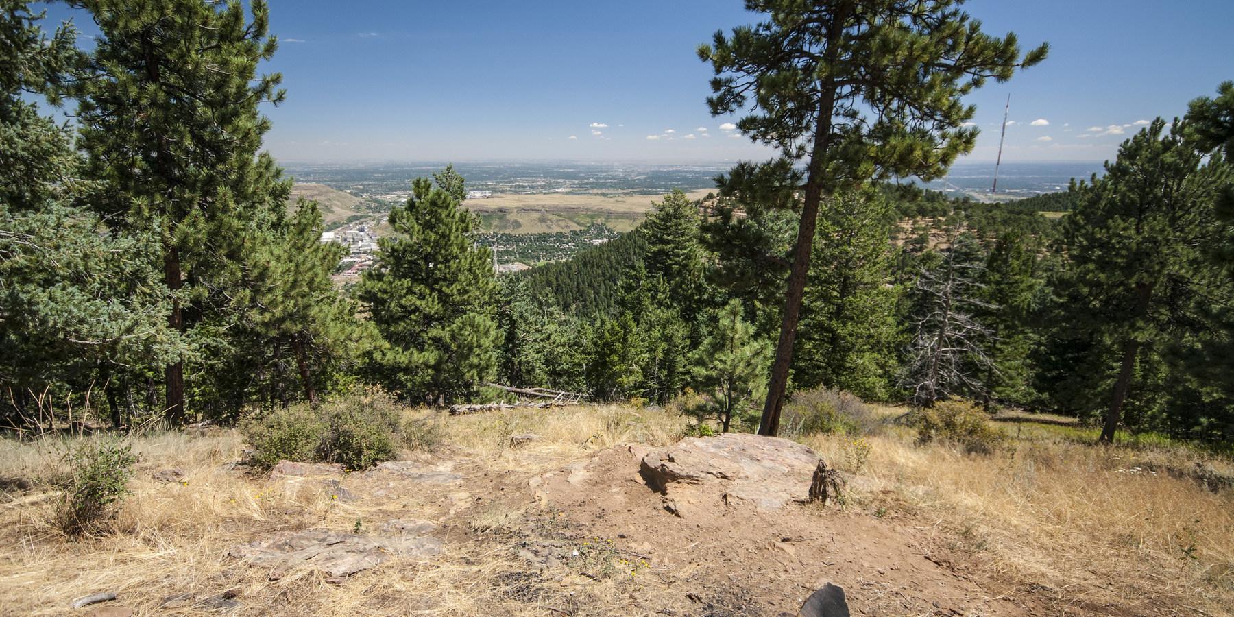 Lookout Mountain Nature Center Colorado